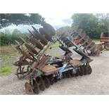 Hydraulic Disk Harrows