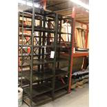 """Shelving 24"""" x 19"""" X 84"""" sections"""