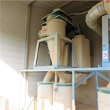 GRIZZLY 10HP 3-PHASE DUAL FILTRATION HEPA CYCLONE DUST COLLECTOR, MODEL G0638HEP (DELAYED PICKUP;