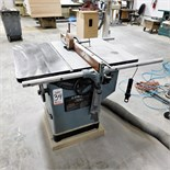 """DELTA UNISAW, 10"""" TILTING ARBOR TABLE SAW, CAT. NO. 34-806, S/N 94B96621"""