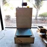 RICE LAKE DIGITAL SCALE, MODEL IQ+355-2A, 2' X 2' WEIGHING PLATFORM