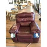 Reclining Arm Chair (Devon) See Picture For Dimensions and Product Info