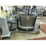 "Basket Centrifuge- SS basket - 50"" diameter x 29"" deep"