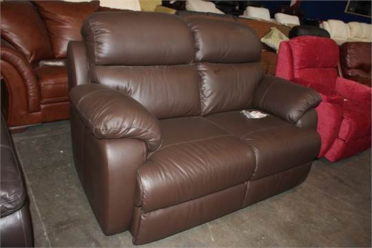 One Brand New Quebec 2 Seater Sofa