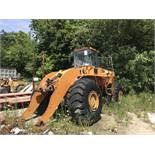 1999 (AS IS) HYUNDAI # HL780-3 ARTICULATED RUBBER TIRE WHEEL LOADER, HOURS 3089, SN LB0110154, PARTS