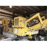 """2011 KEESTRACK APOLLO TRACK MOUNTED ROCK CRUSHER PLANT, 3,672 Hours CAT C-7, 400 TON/HOUR, 44"""""""