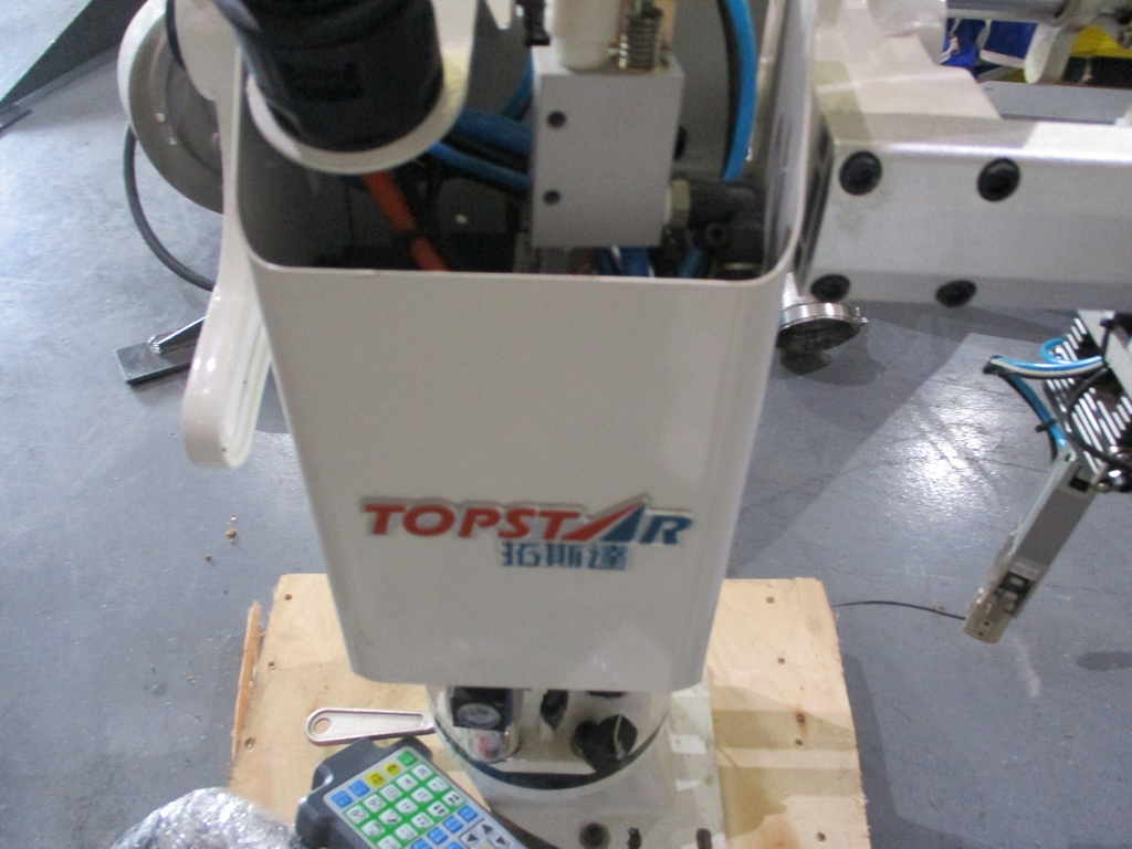 Lot 1022 - Topstar Swing-Arm Robot - With Pendant