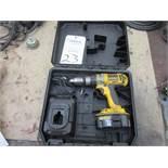 "DeWalt Model DCD951 Cordless 1/2"" Drill"