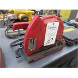 "Milwaukee Model 6176-20 Electric 14"" Abrasive Cut-Off Saw"