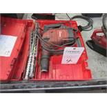 "Hilti Model TE 56-ATC Electric 1/2"" Hammer Drill"