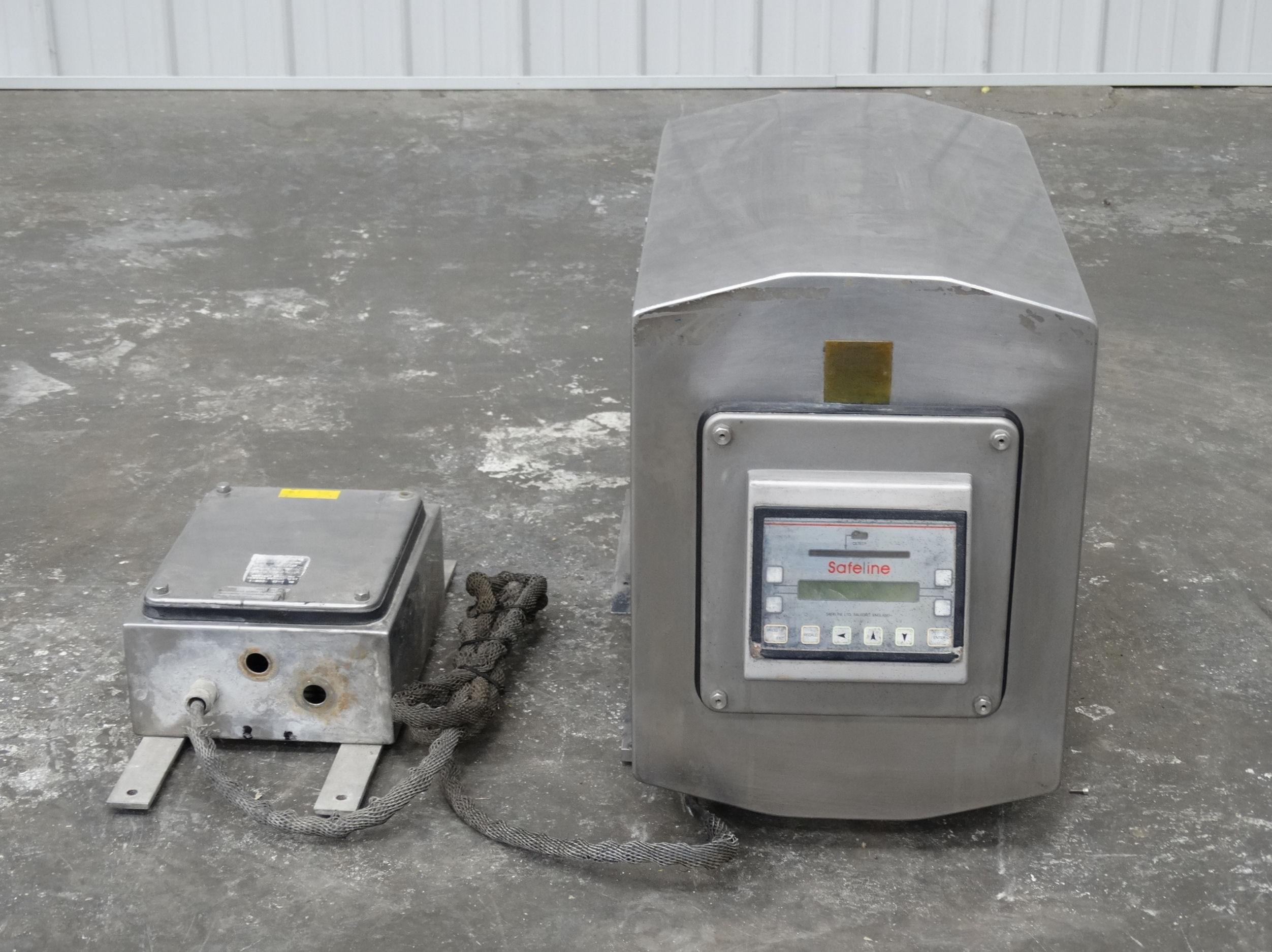 "Safeline Metal Detector Head 7.75""W x 7""H Opening B2157"