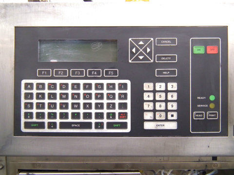 VideoJet Model 170i Ink Date Coding System A4261 - Image 6 of 10
