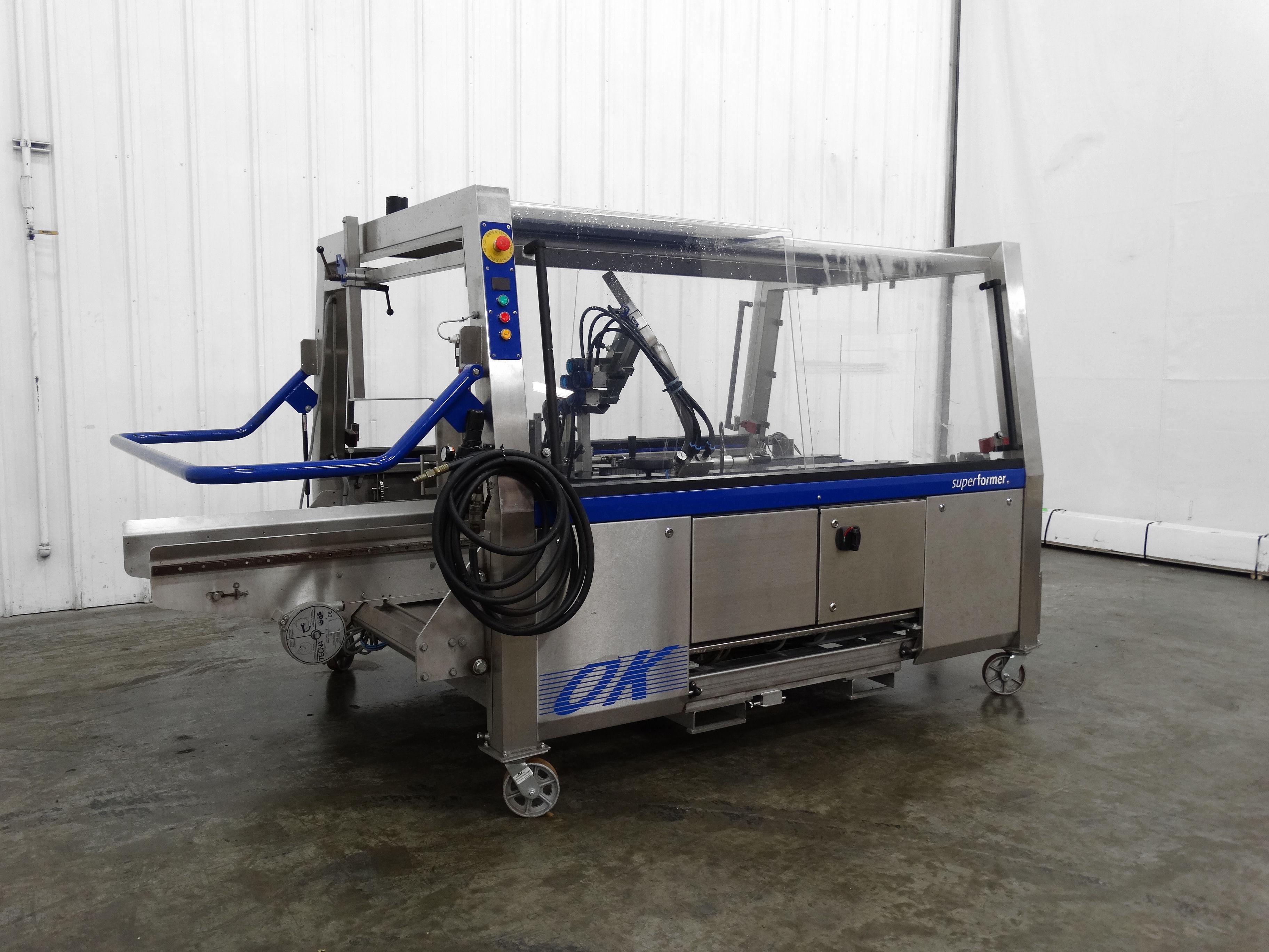 OK International Superformer 2M Case Erector B5007 - Image 2 of 16
