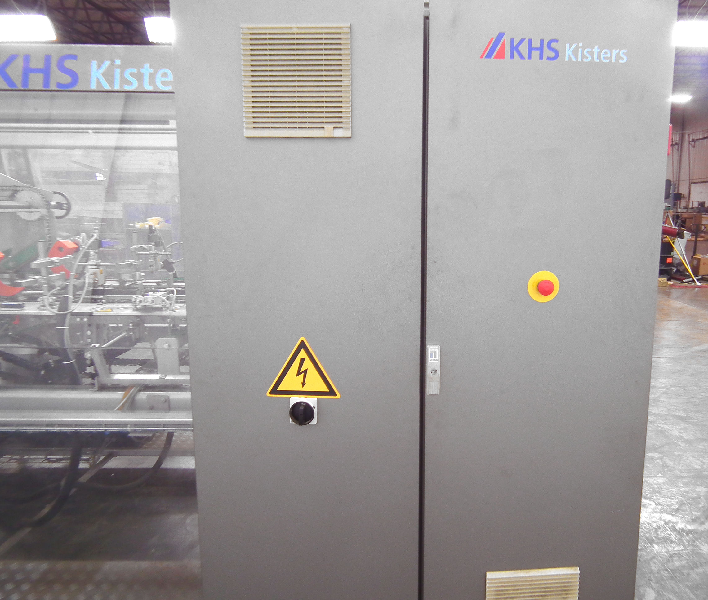 KHS Kisters Tray Packer Model TP60-B A4866 - Image 15 of 19