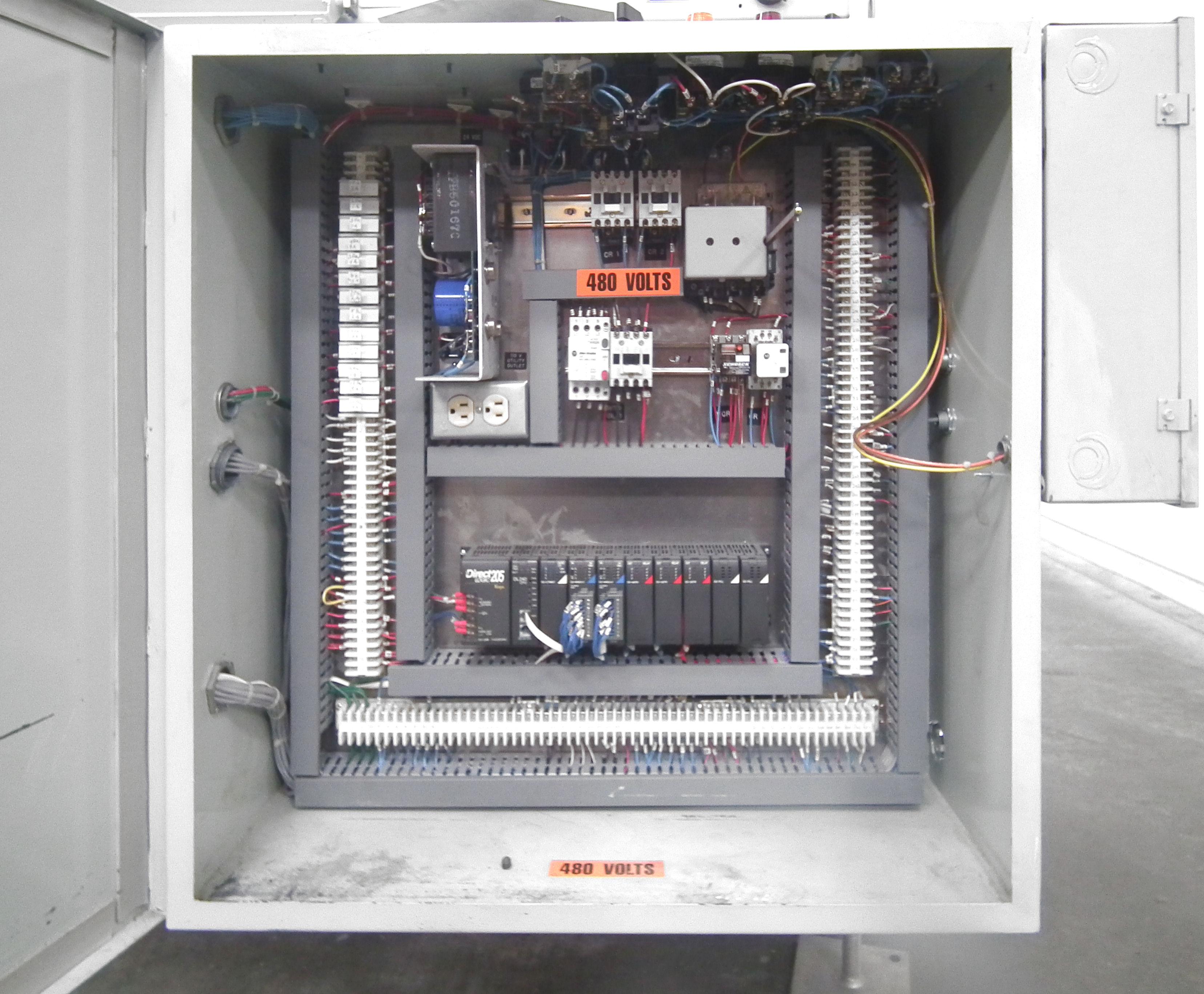 Marq Tuff HPE-NS-MF/RH/DL Bottom Tape Case Erector A9697 - Image 15 of 15