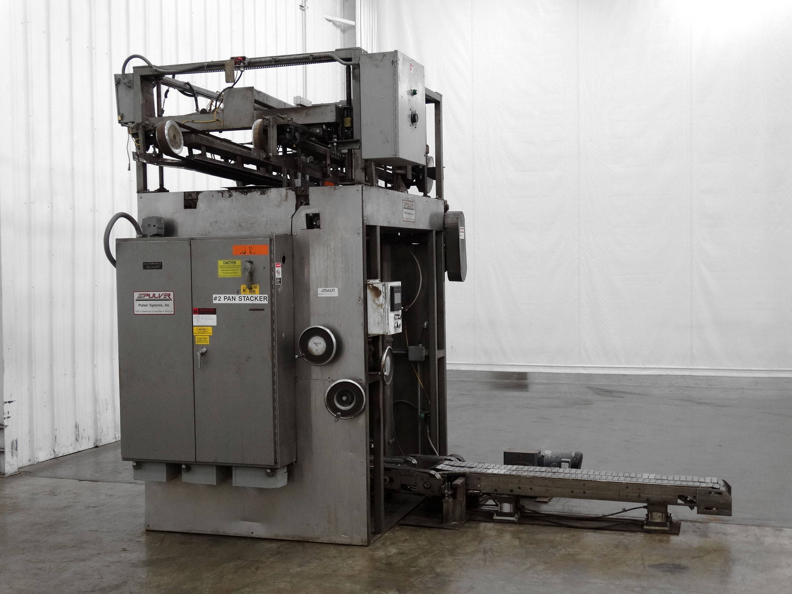 Pulver Stainless Steel Pan Stacker B4409 - Image 5 of 11