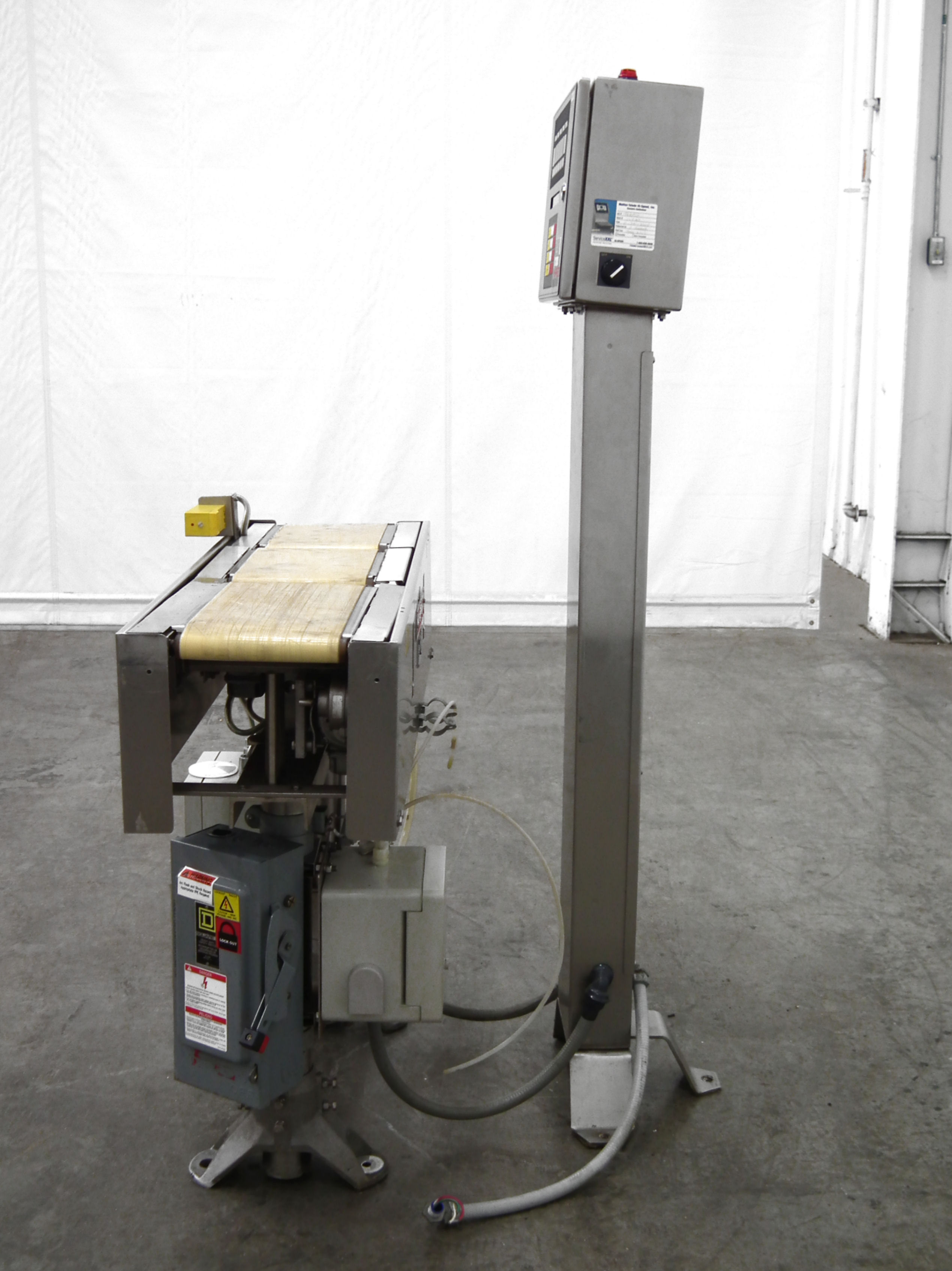 Mettler Toledo Micromate High Speed Checkweigher B3155 - Image 3 of 9