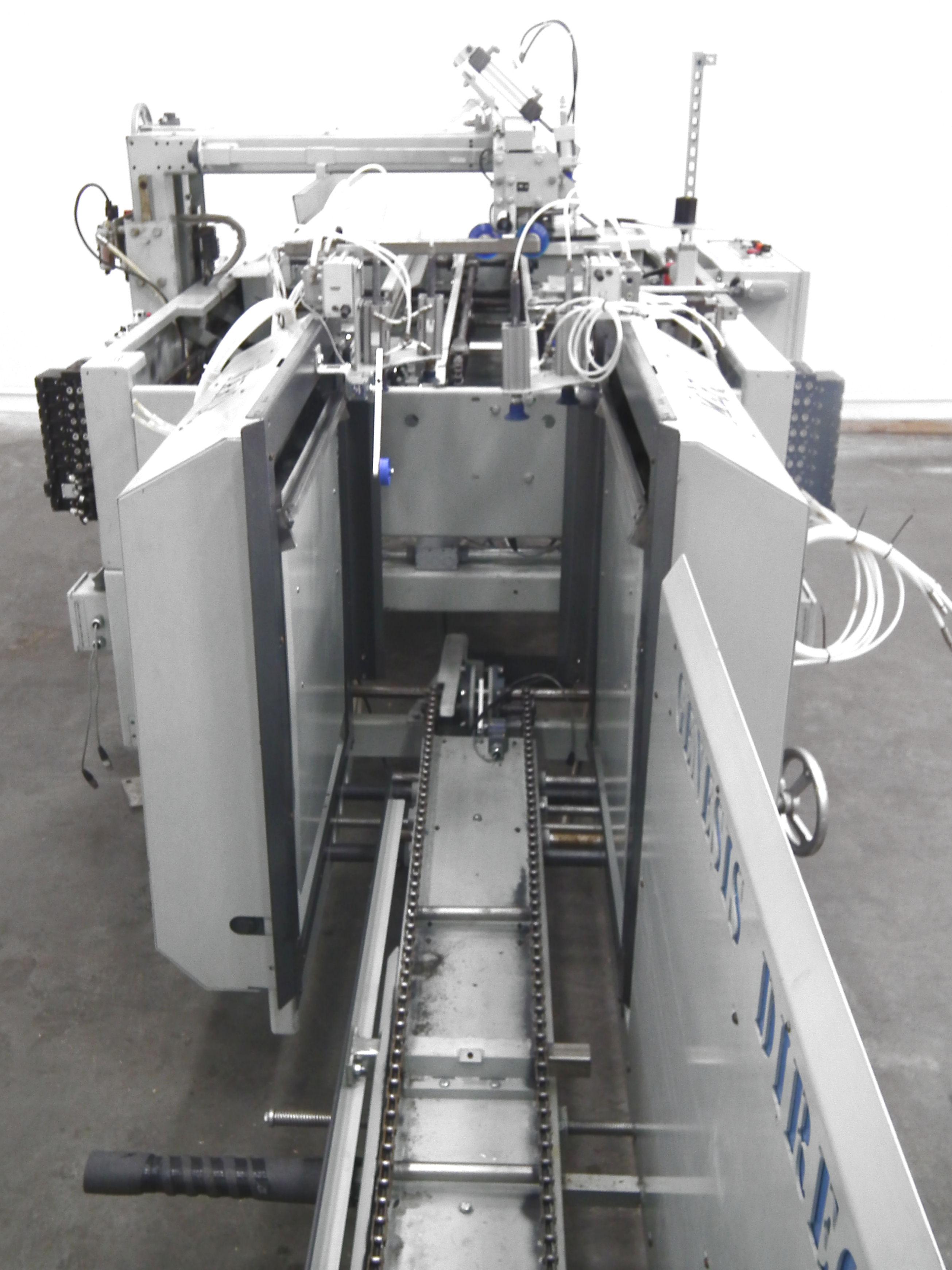 Marq Tuff HPE-NS-MF/RH/DL Bottom Tape Case Erector A9697 - Image 4 of 15