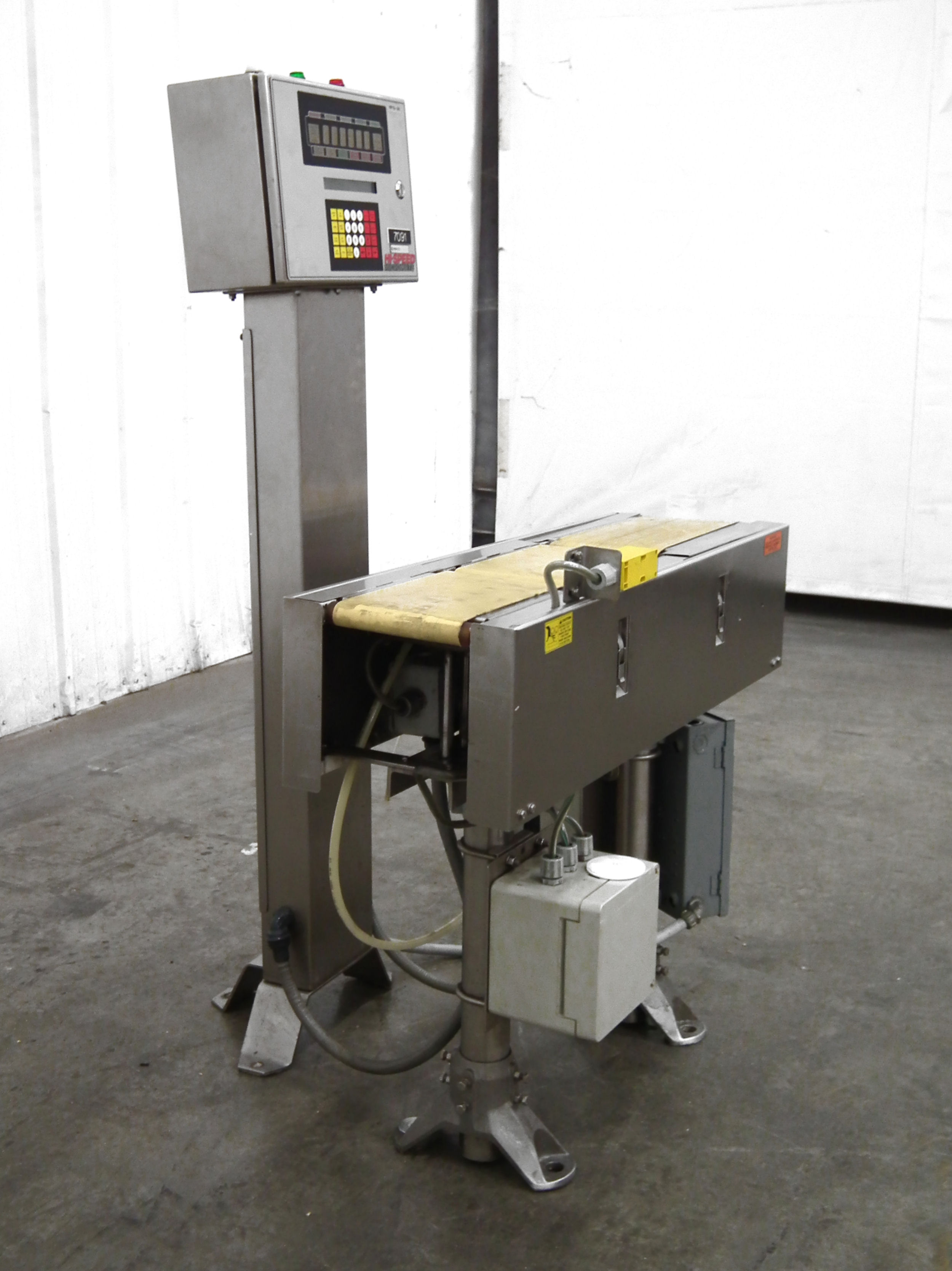 Mettler Toledo Micromate High Speed Checkweigher B3155 - Image 4 of 9