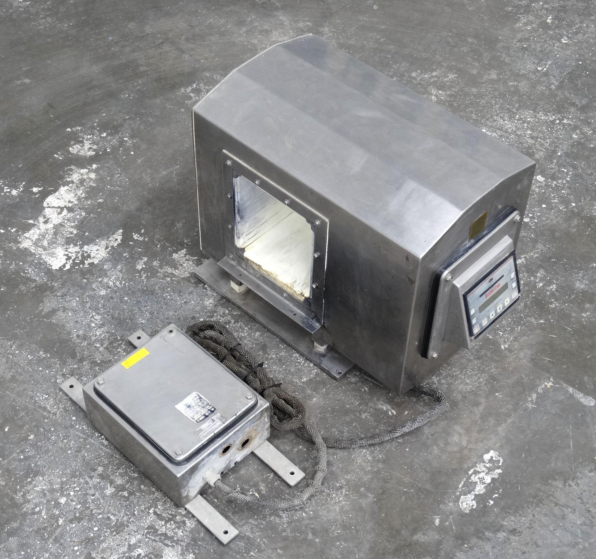 "Safeline Metal Detector Head 7.75""W x 7""H Opening B2157 - Image 3 of 8"