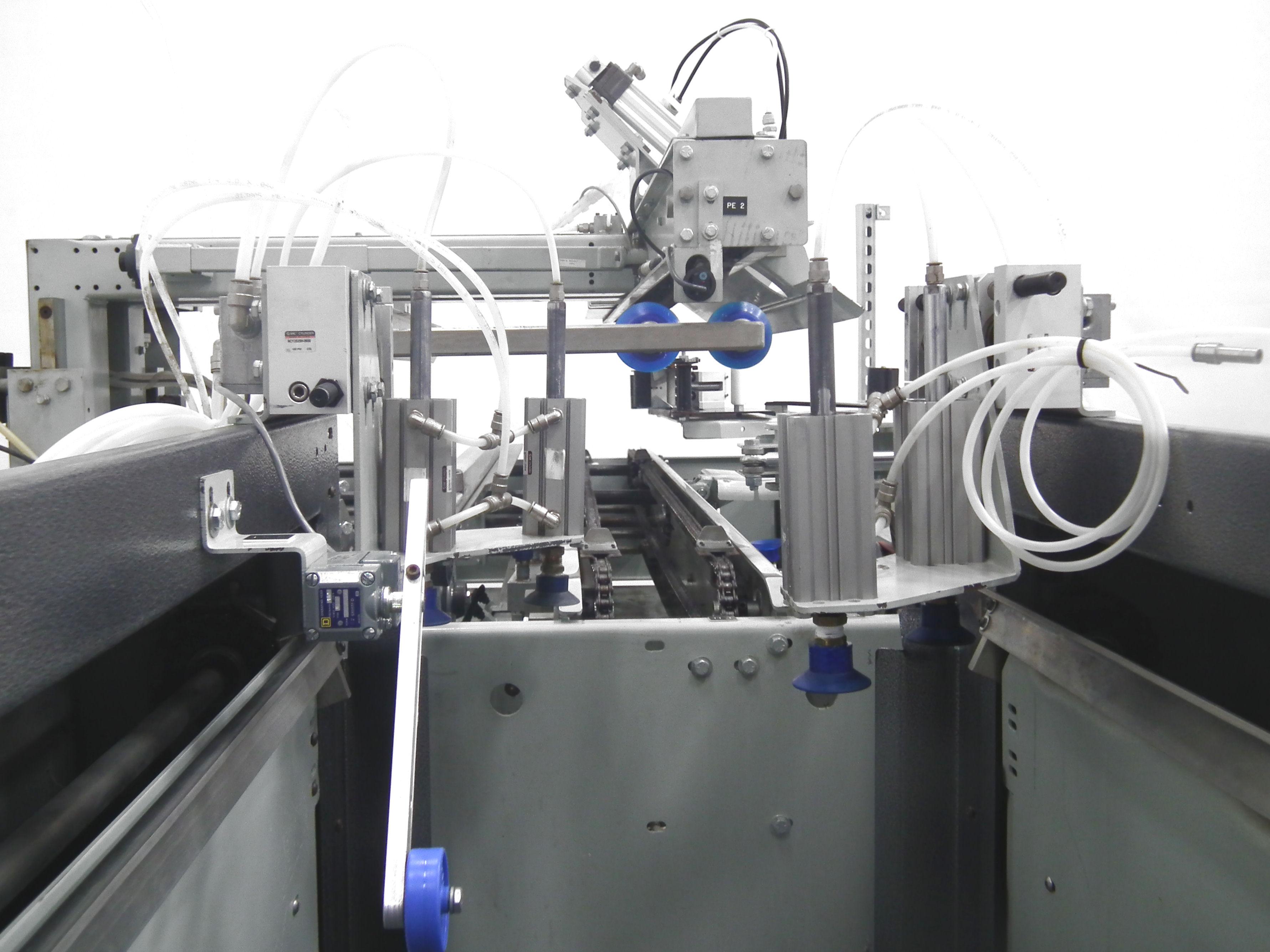 Marq Tuff HPE-NS-MF/RH/DL Bottom Tape Case Erector A9697 - Image 5 of 15