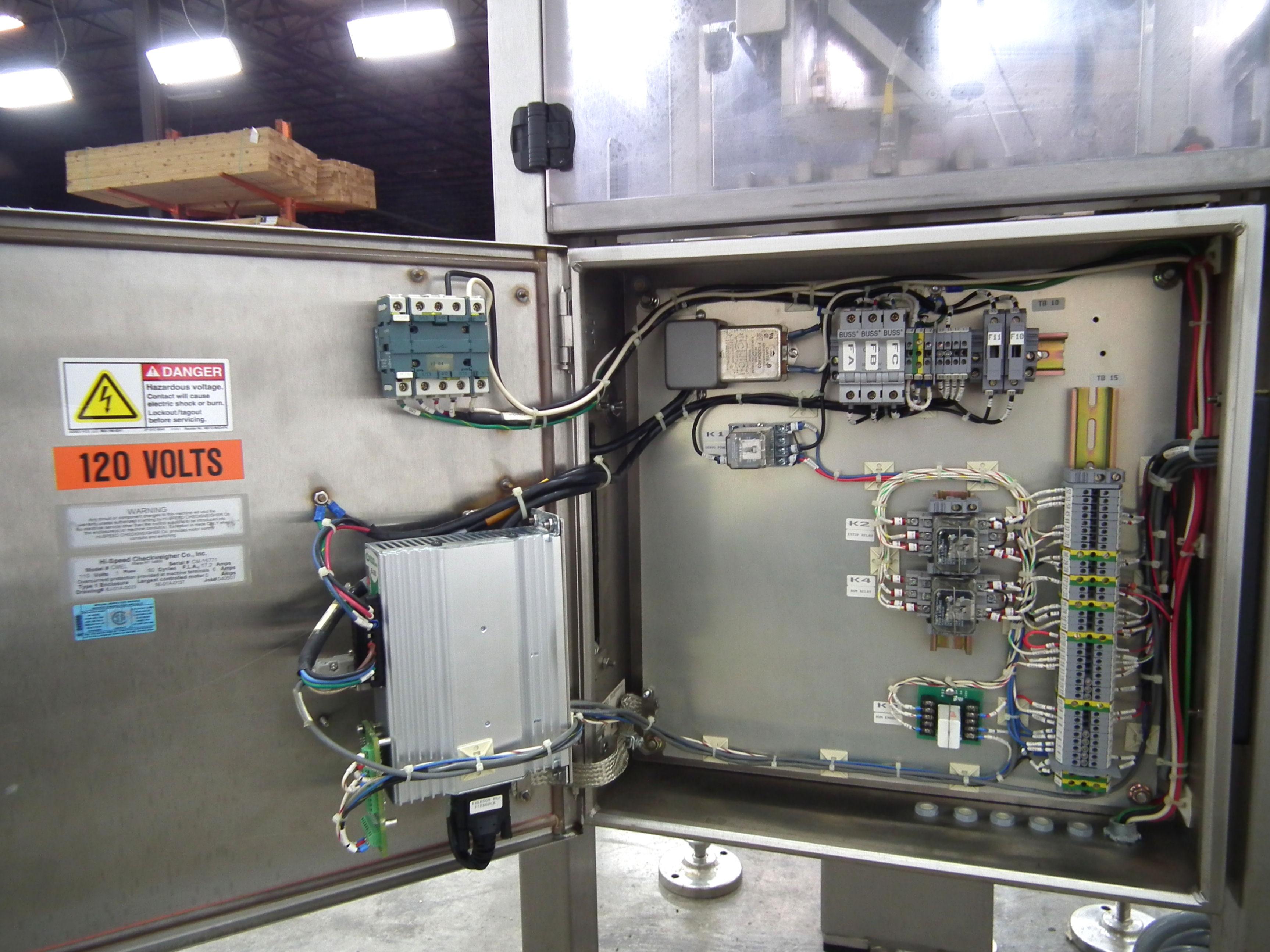 Mettler-Toledo Checkmate 2 Bottle Fill Detector B3171 - Image 9 of 10