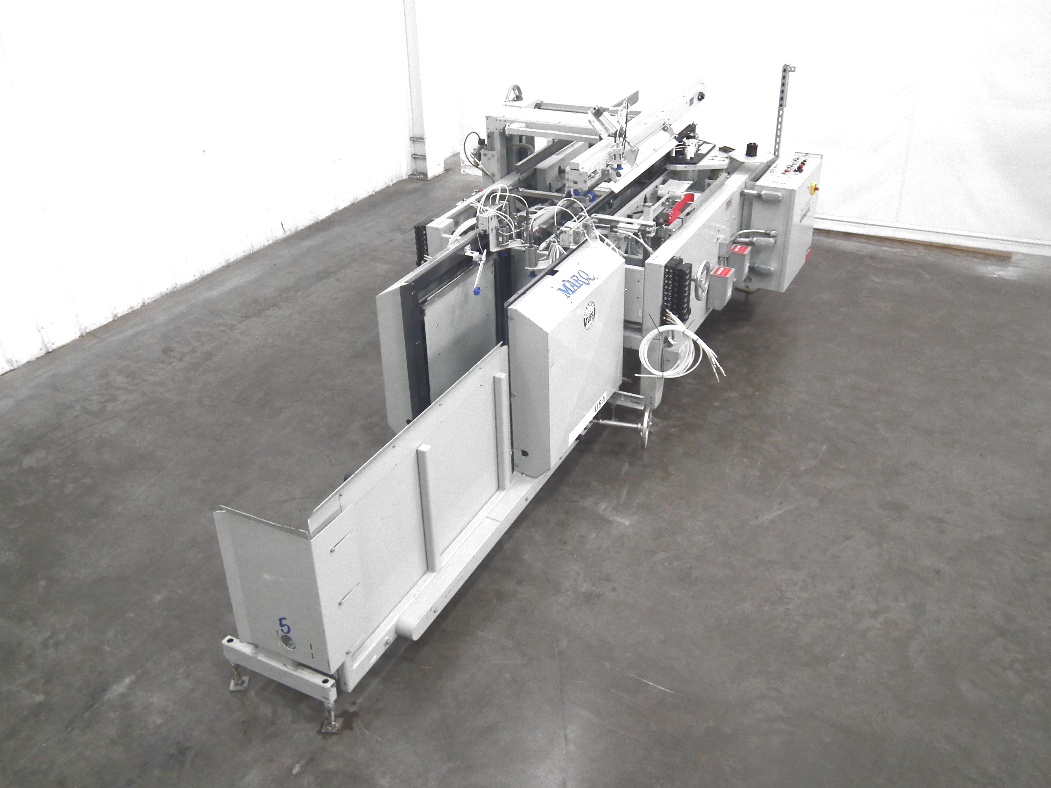 Marq Tuff HPE-NS-MF/RH/DL Bottom Tape Case Erector A9697 - Image 11 of 15