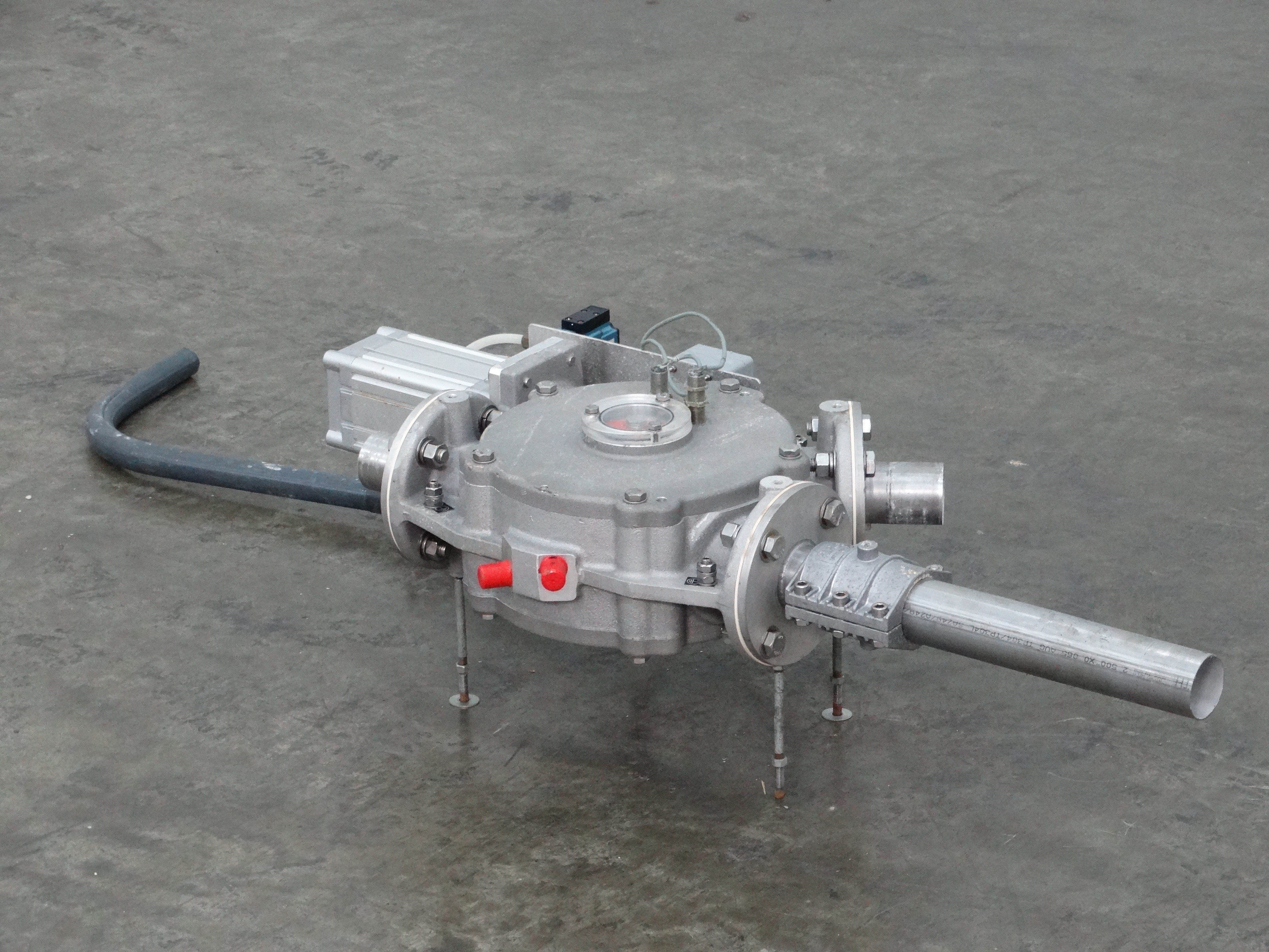 AZO DMN Westinghouse PTD 65 Plug Diverter Valve