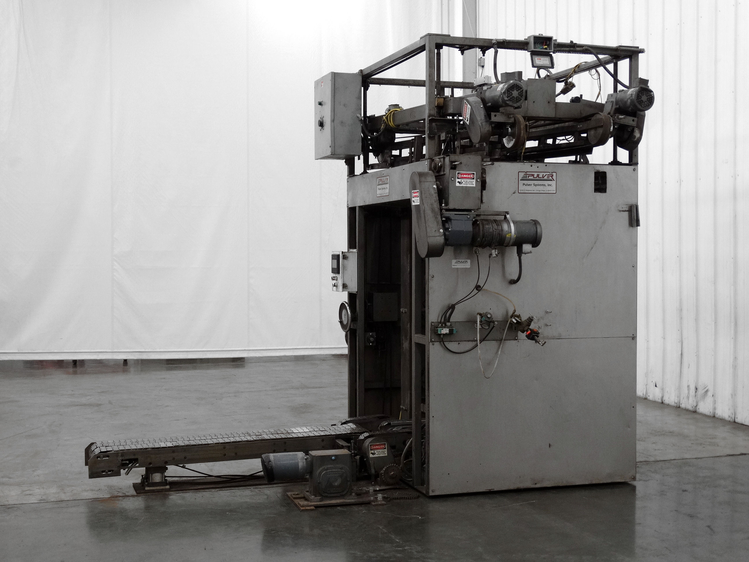 Pulver Stainless Steel Pan Stacker B4409 - Image 4 of 11