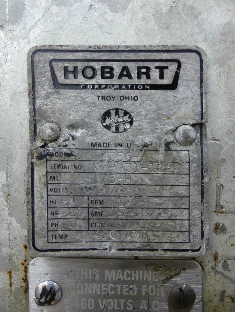 Hobart 4356 Mixer Grinder A1947 - Image 11 of 11