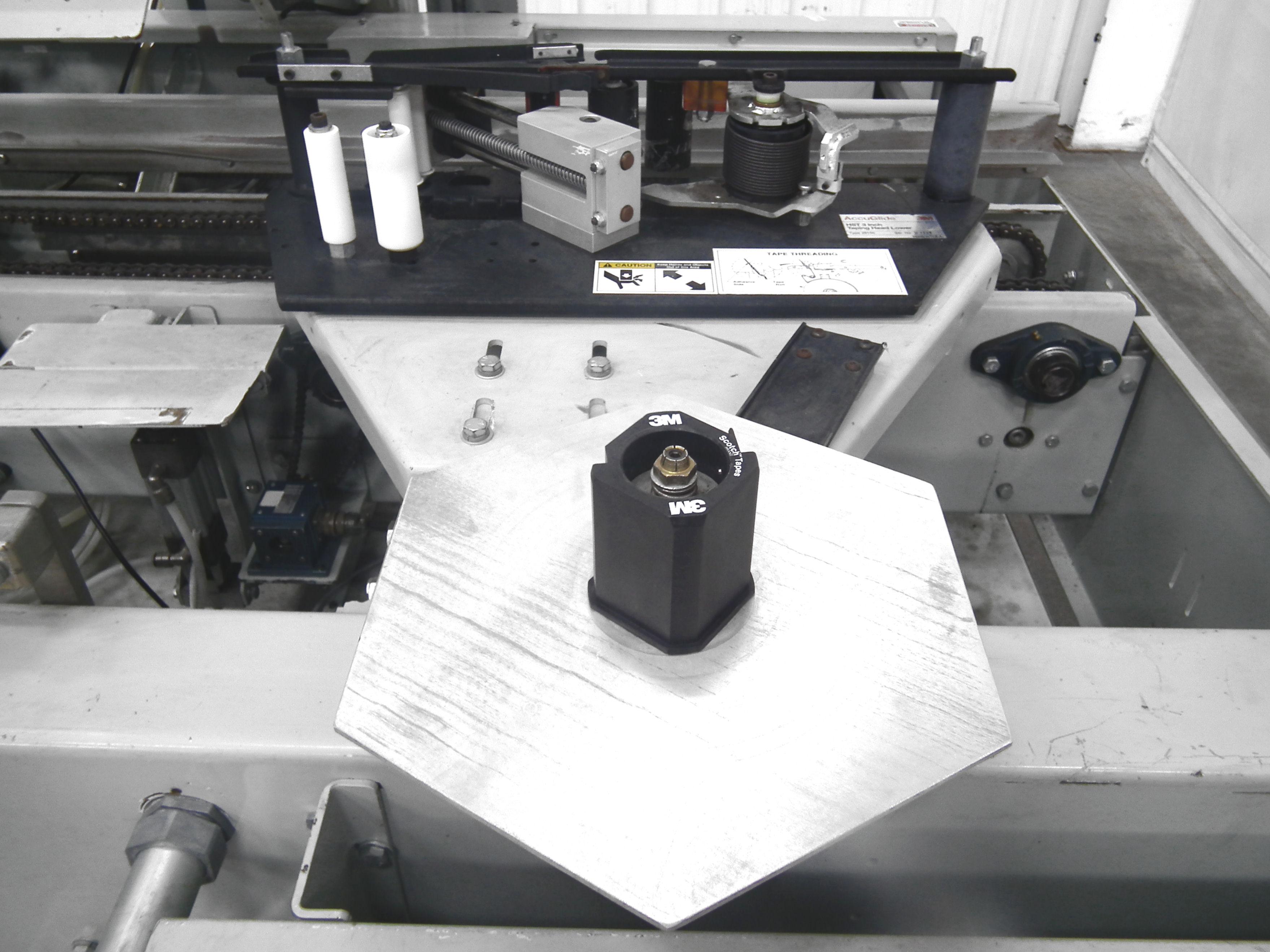 Marq Tuff HPE-NS-MF/RH/DL Bottom Tape Case Erector A9697 - Image 6 of 15