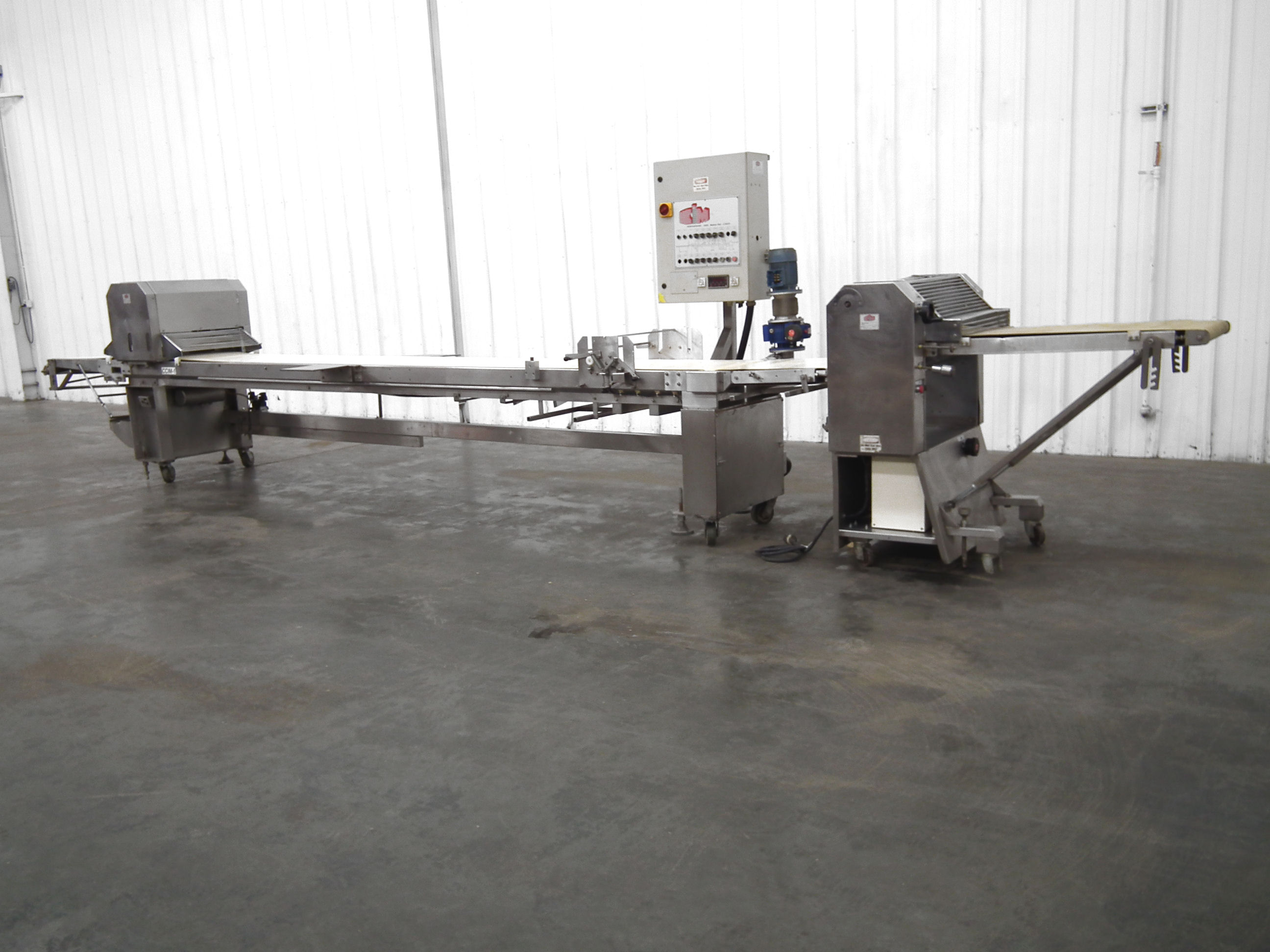 CIM Maxima 165 Dough Sheeter Guillotine 28 In Wide A7948 - Image 3 of 11
