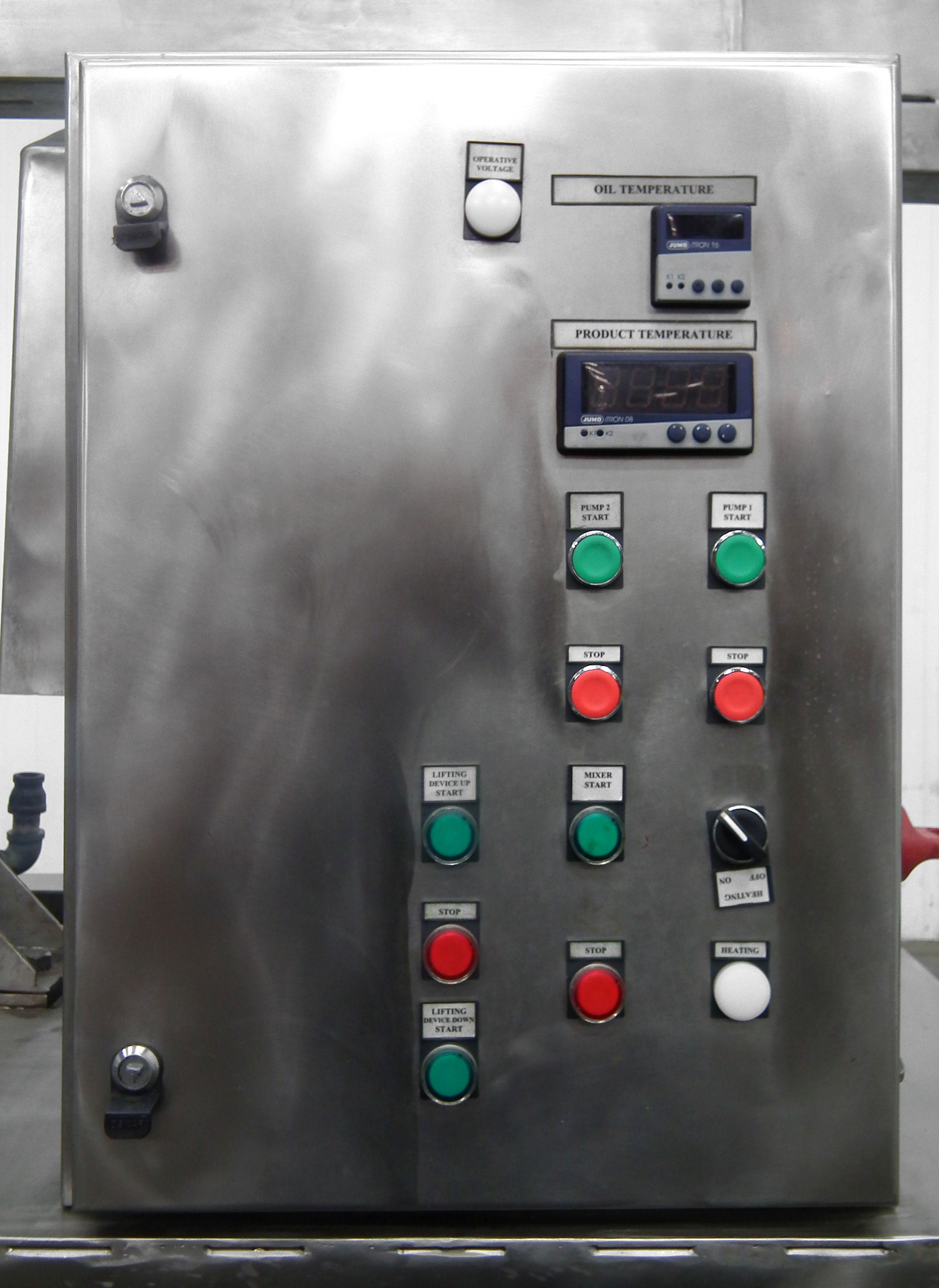 Mega Engineering HPE-VA 40 Gallon Pressure Mixer B3864 - Image 5 of 10