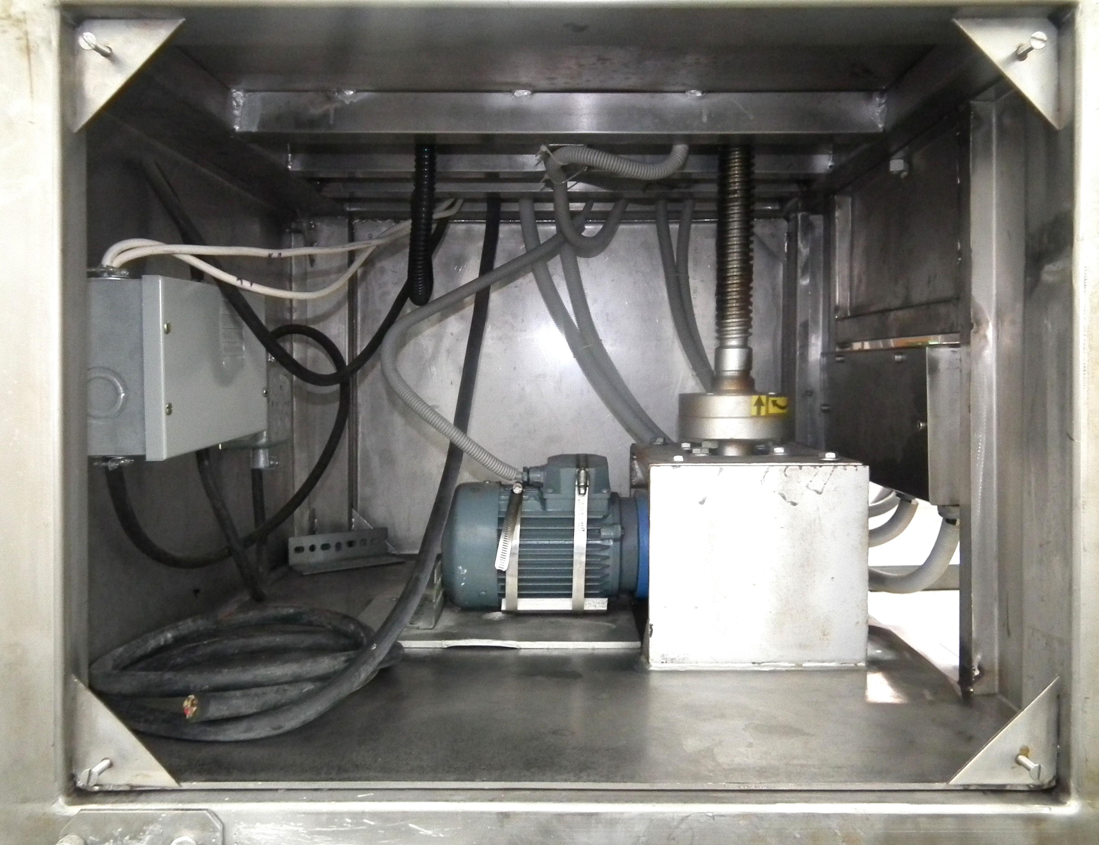 Mega Engineering HPE-VA 40 Gallon Pressure Mixer B3864 - Image 4 of 10