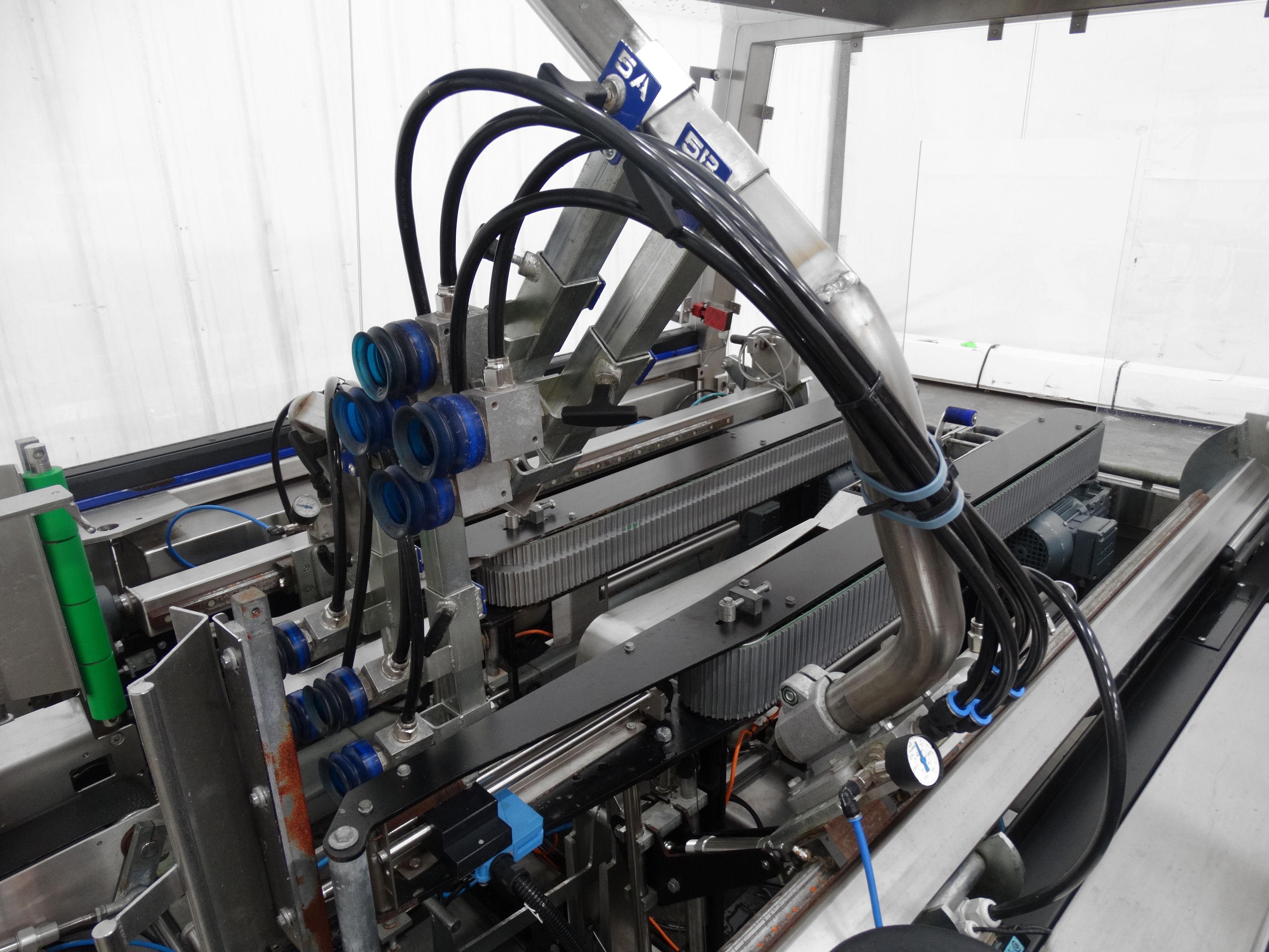 OK International Superformer 2M Case Erector B5007 - Image 9 of 16