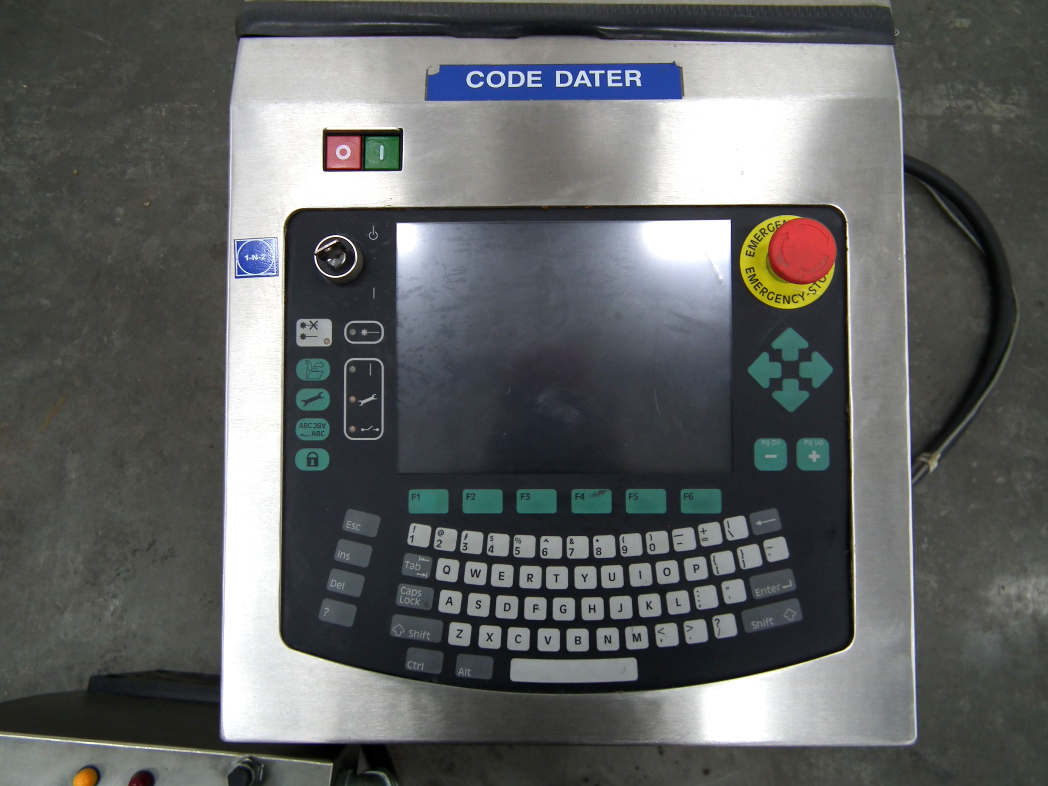 Domino DDC3 Laser Code Dater B4639 - Image 6 of 10