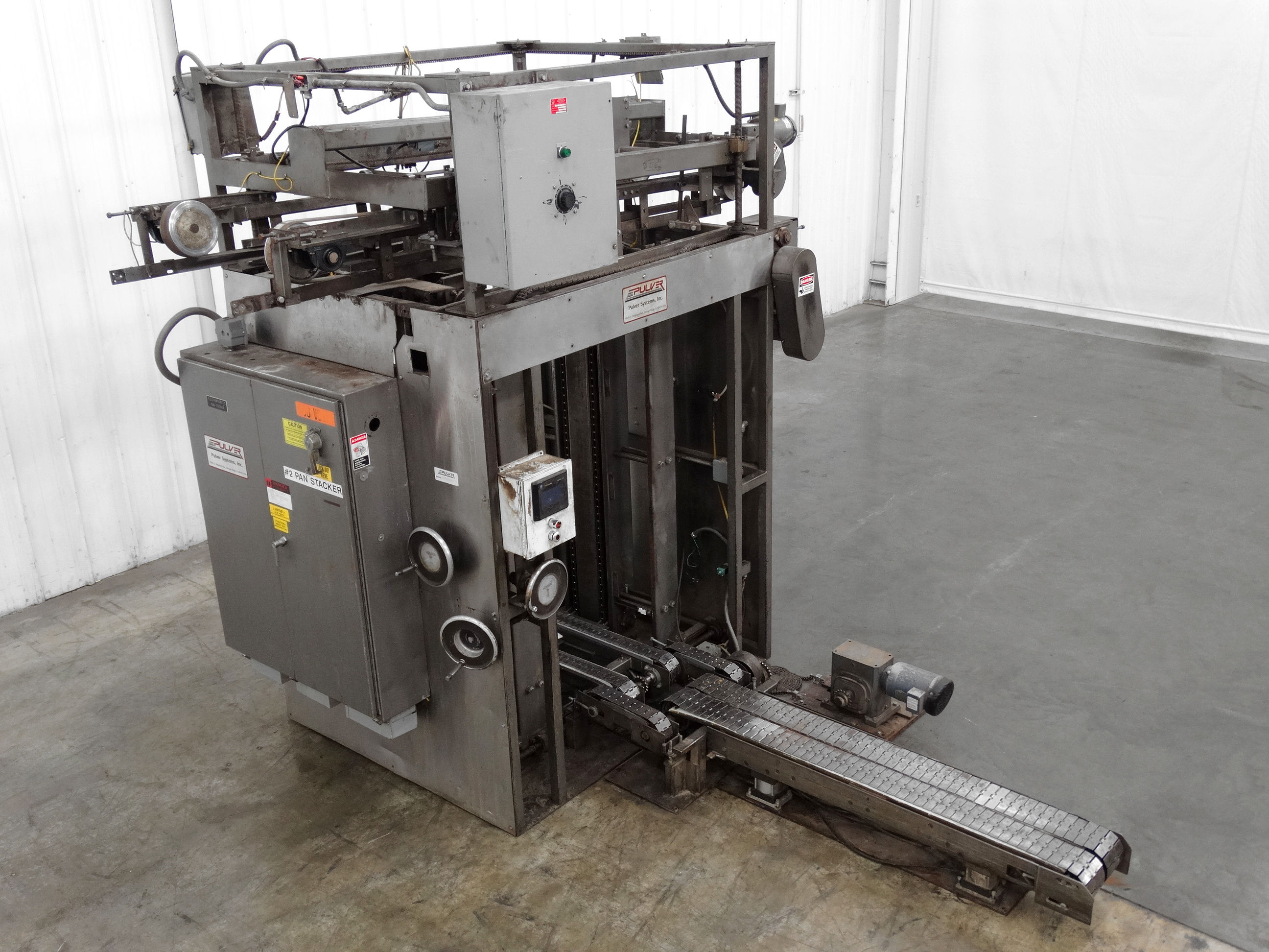 Pulver Stainless Steel Pan Stacker B4409 - Image 6 of 11