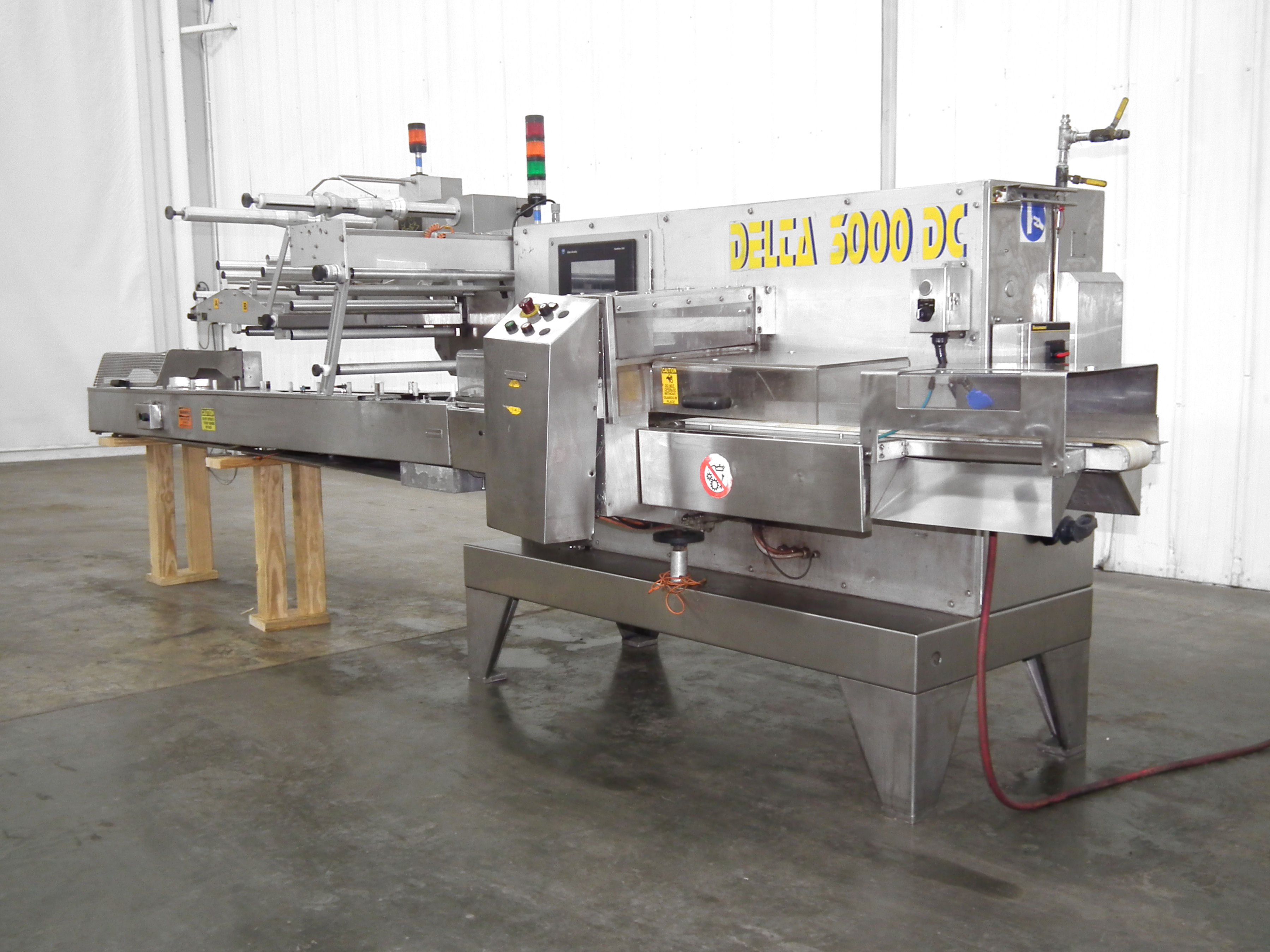 Ilapak Delta 3000 DC Stainless Wrapper B4826 - Image 2 of 9