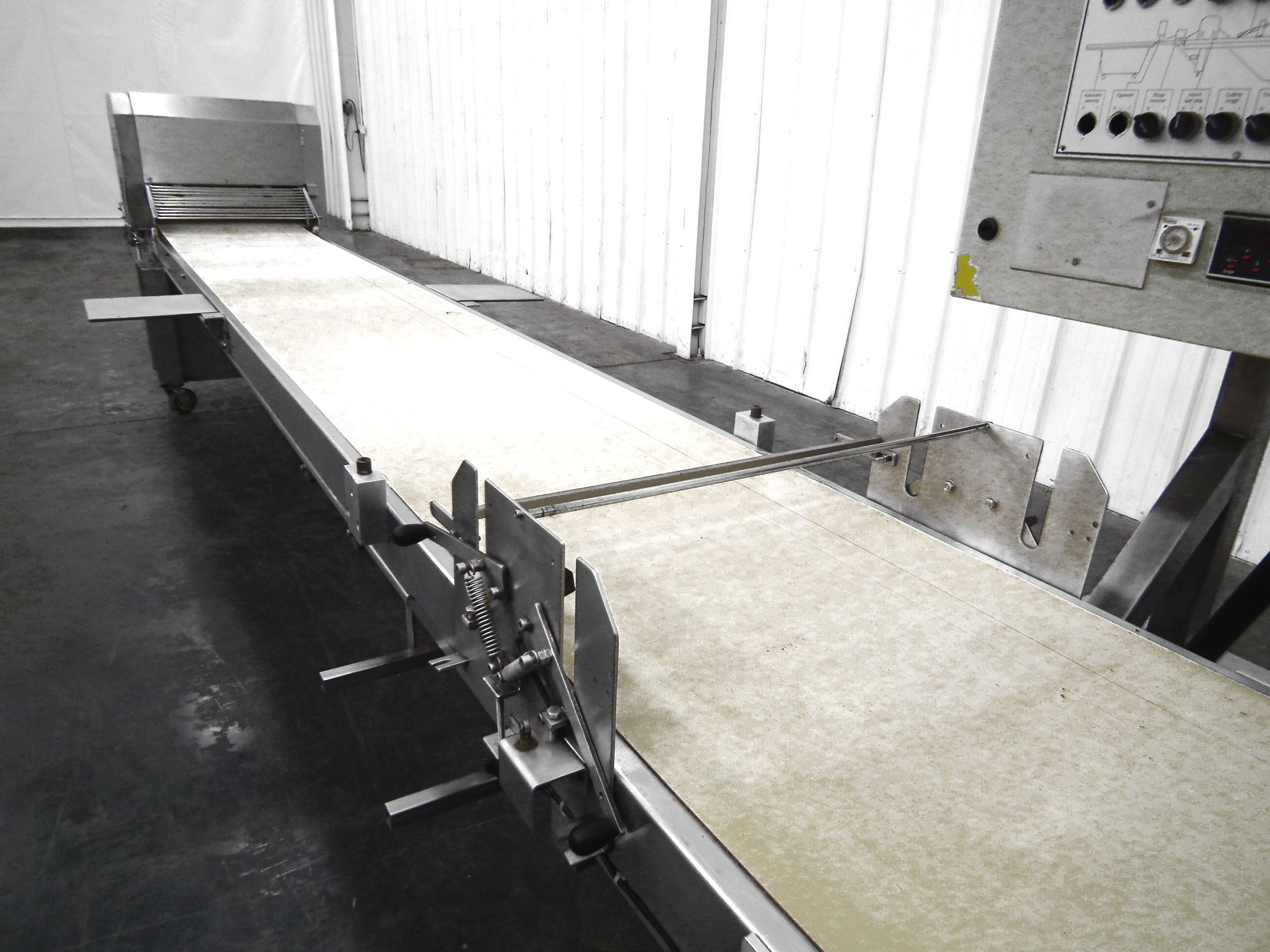 CIM Maxima 165 Dough Sheeter Guillotine 28 In Wide A7948 - Image 8 of 11