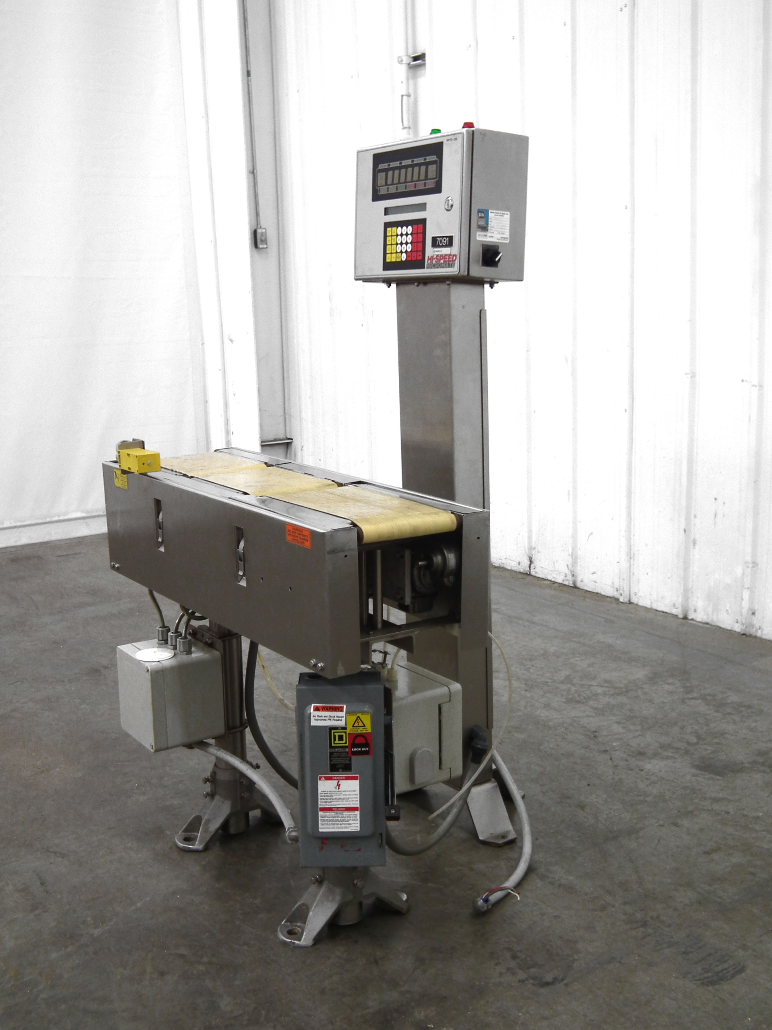 Mettler Toledo Micromate High Speed Checkweigher B3155 - Image 2 of 9