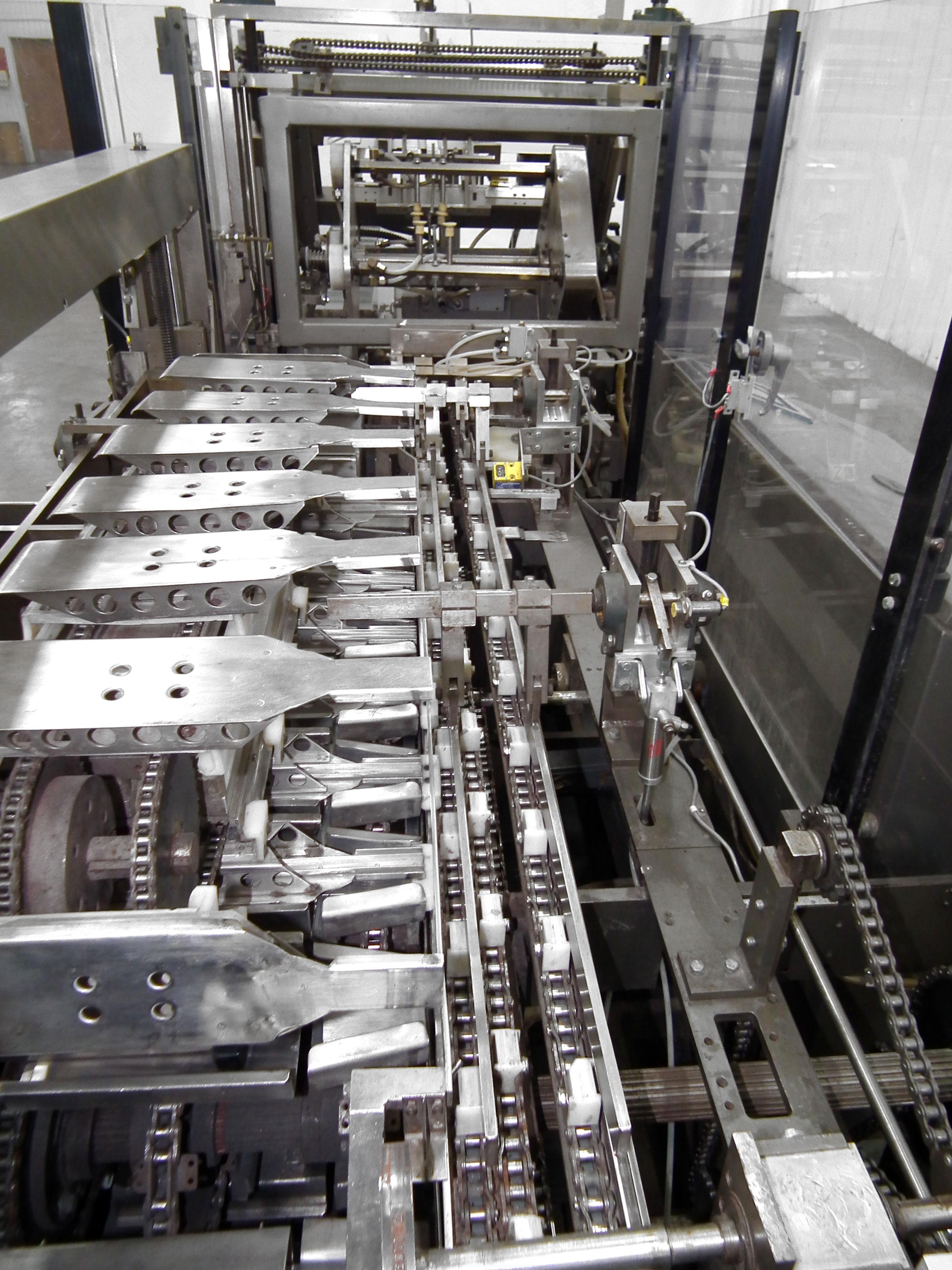 Dimension 800 Overhead Confinement Glue Cartoner B4111 - Image 11 of 17
