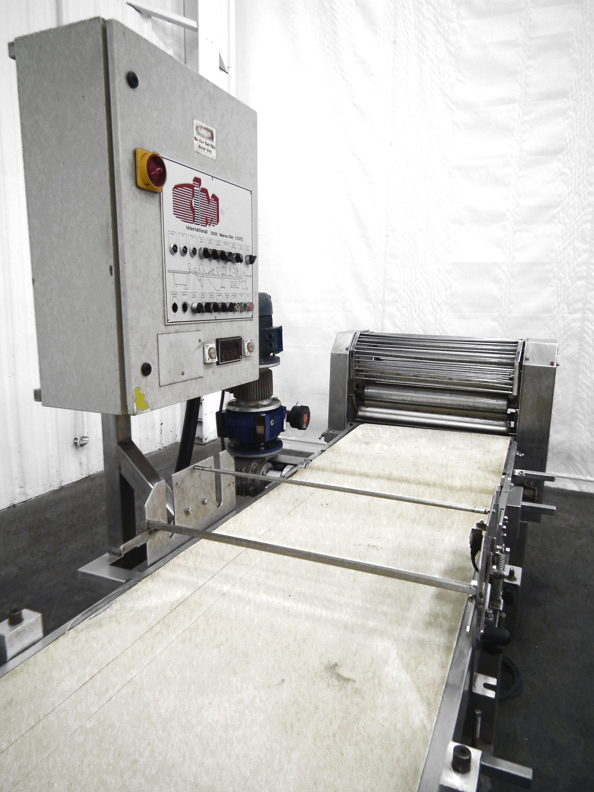 CIM Maxima 165 Dough Sheeter Guillotine 28 In Wide A7948 - Image 5 of 11
