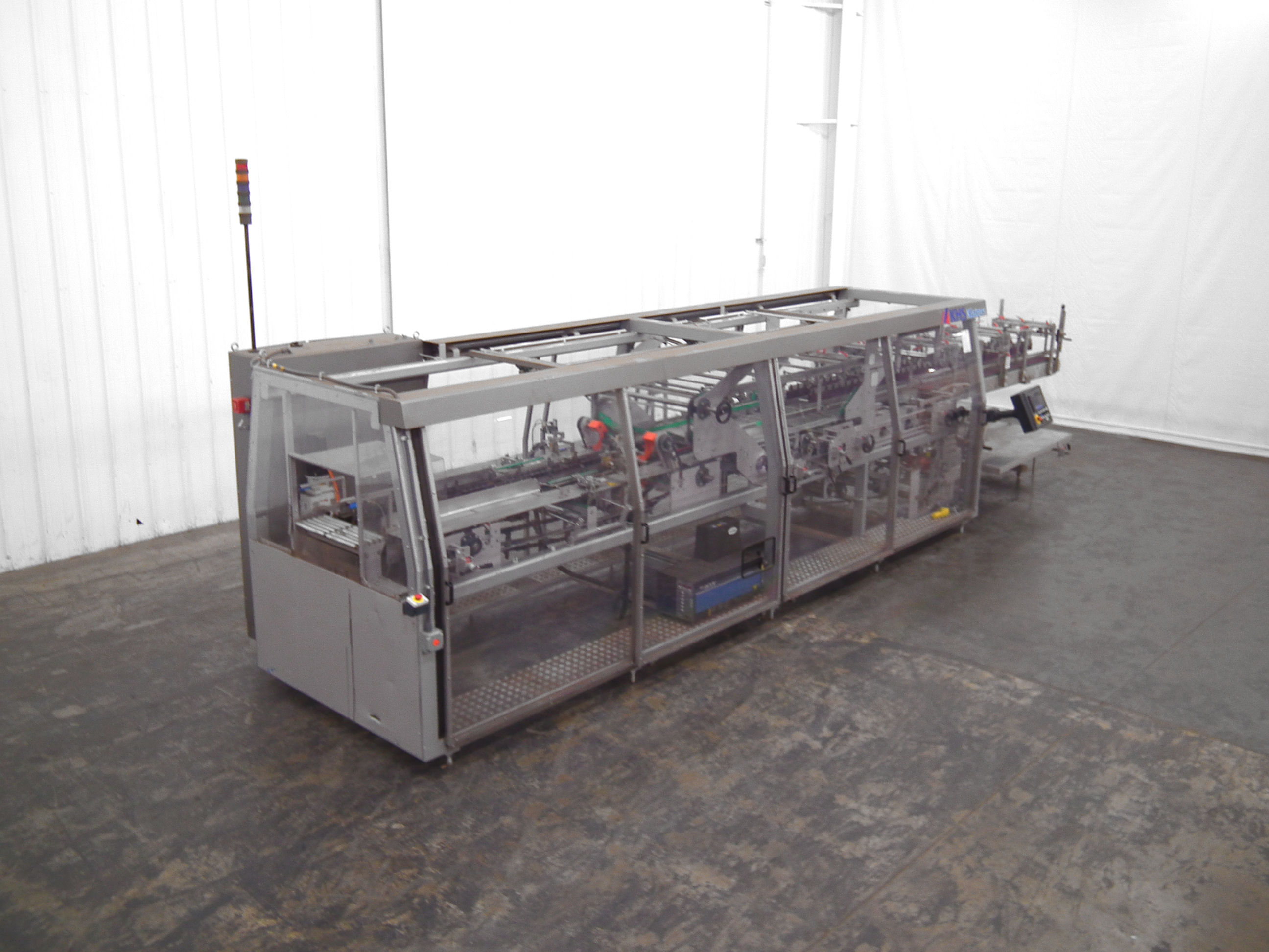 KHS Kisters Tray Packer Model TP60-B A4866 - Image 2 of 19