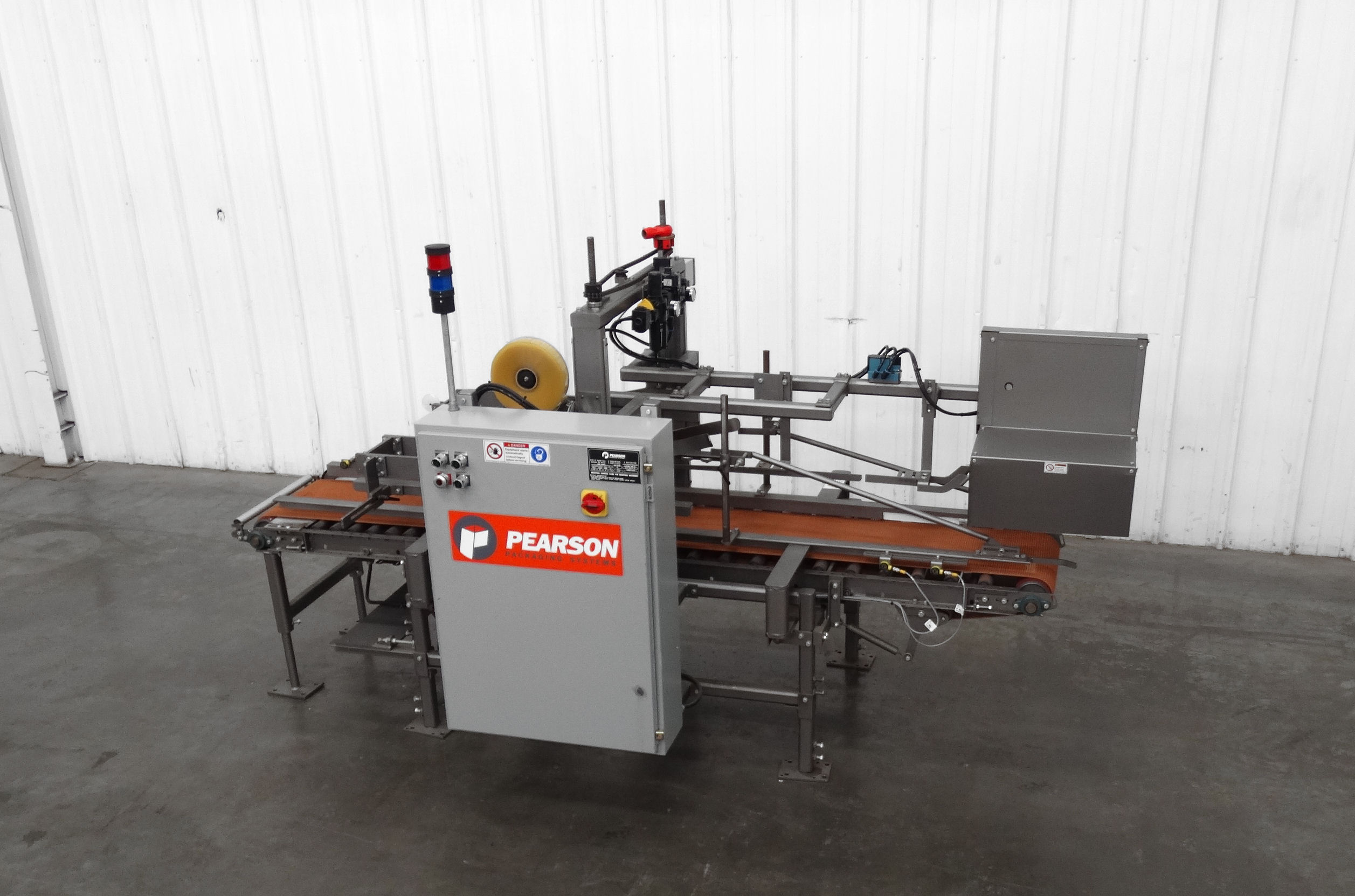 Pearson N401-IT Top Case Sealer B4395 - Image 5 of 12