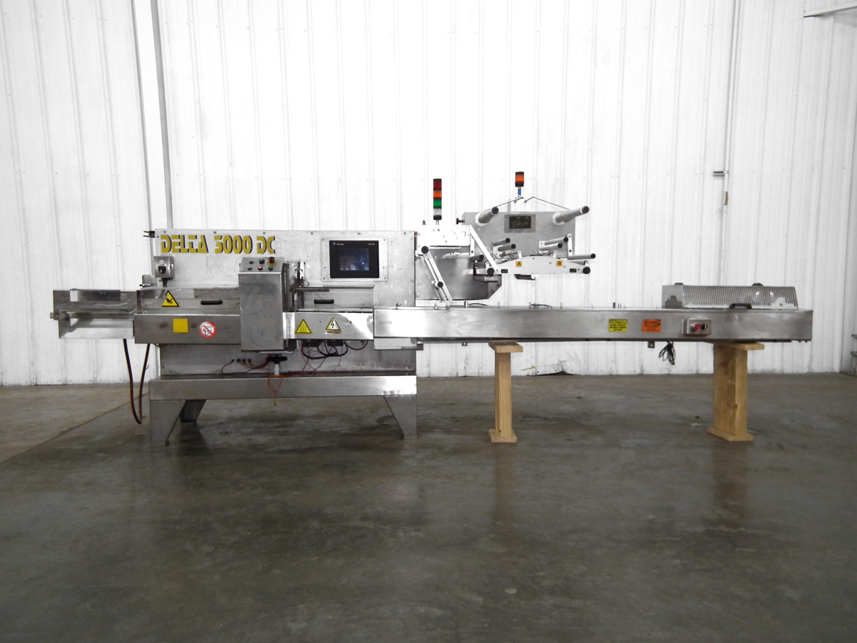 Ilapak Delta 3000 DC Wide Frame Wrapper B4825