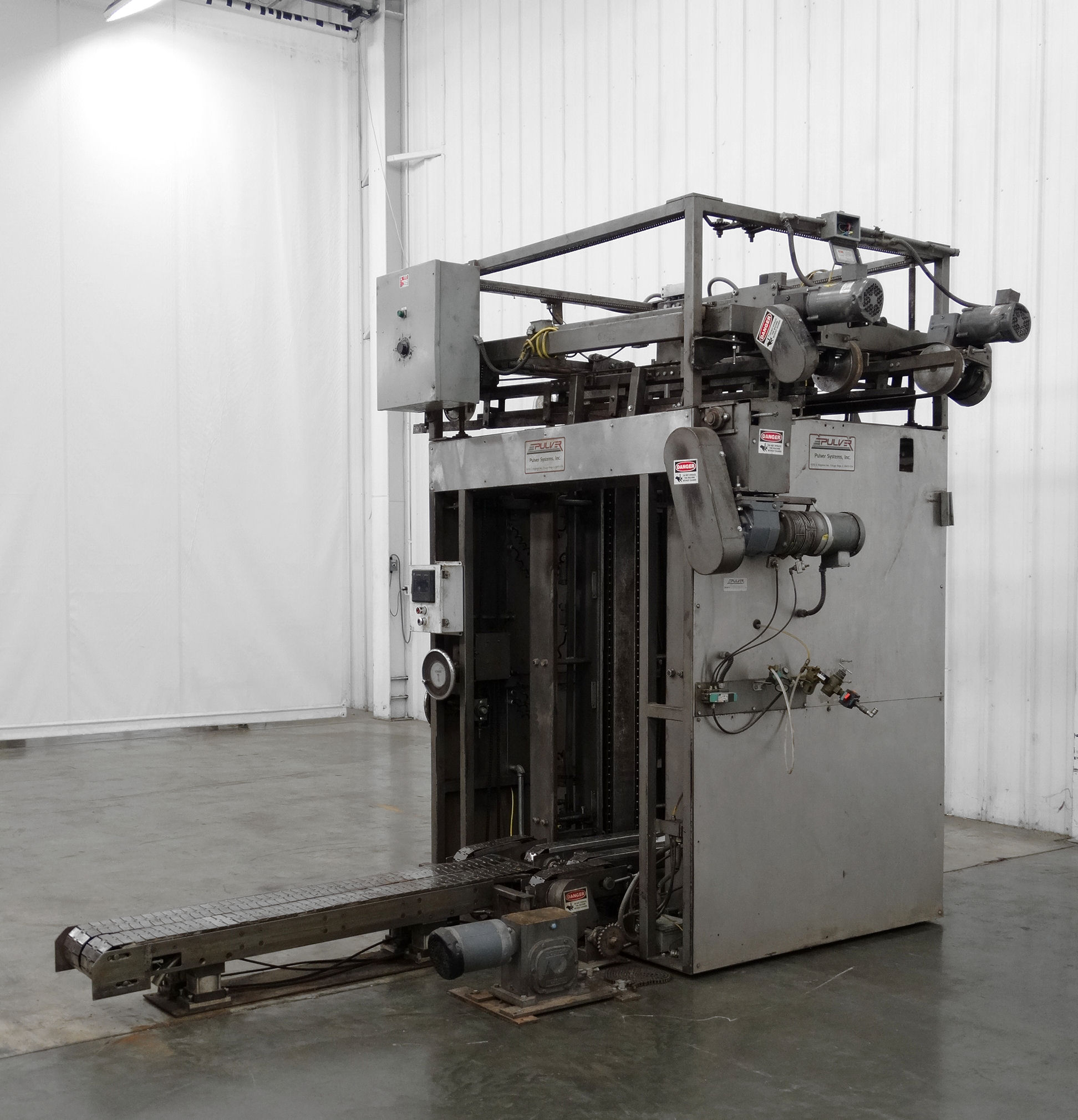 Pulver Stainless Steel Pan Stacker B4409 - Image 3 of 11