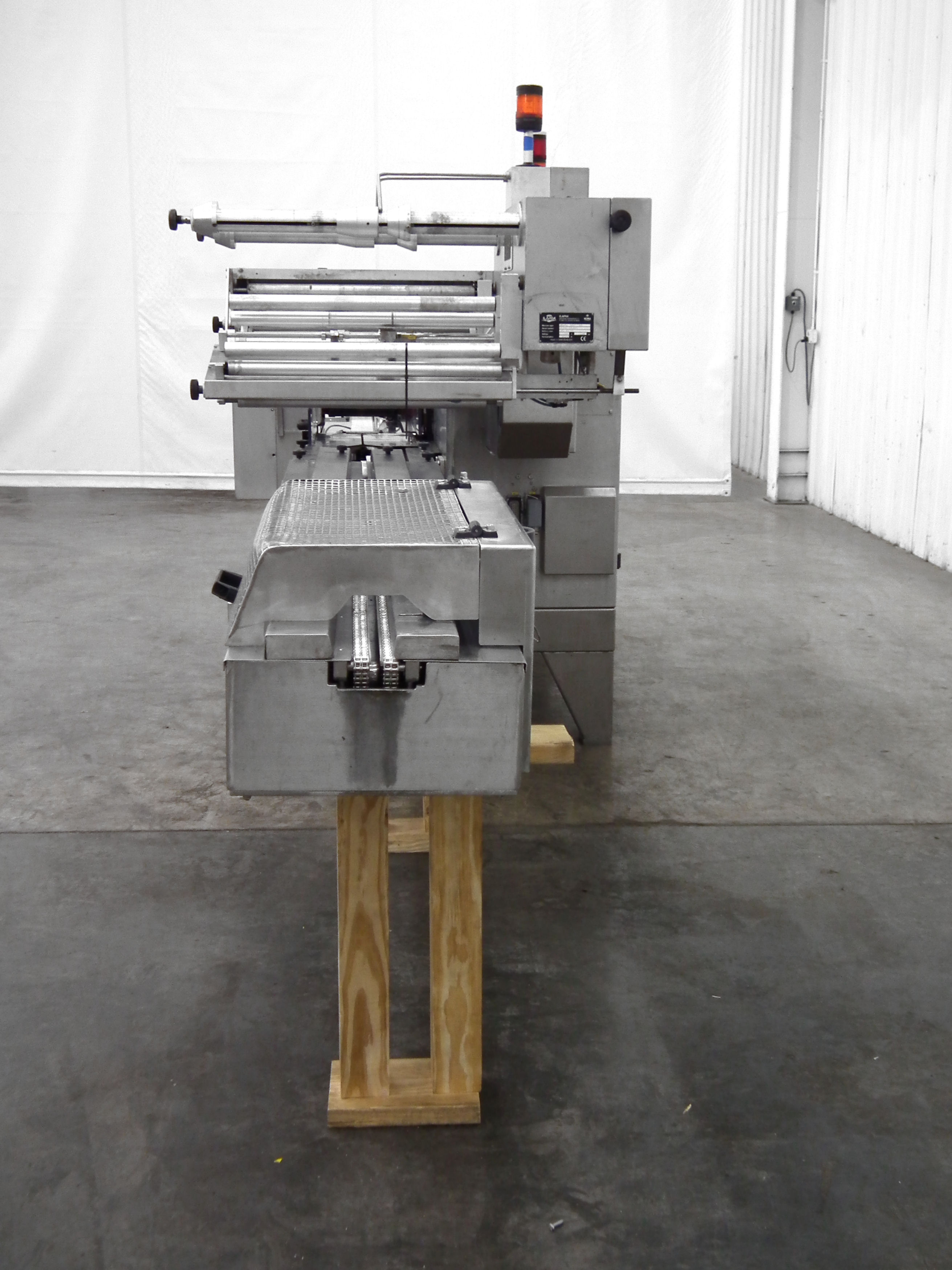 Ilapak Delta 3000 DC Wide Frame SS Wrapper B4828 - Image 3 of 11