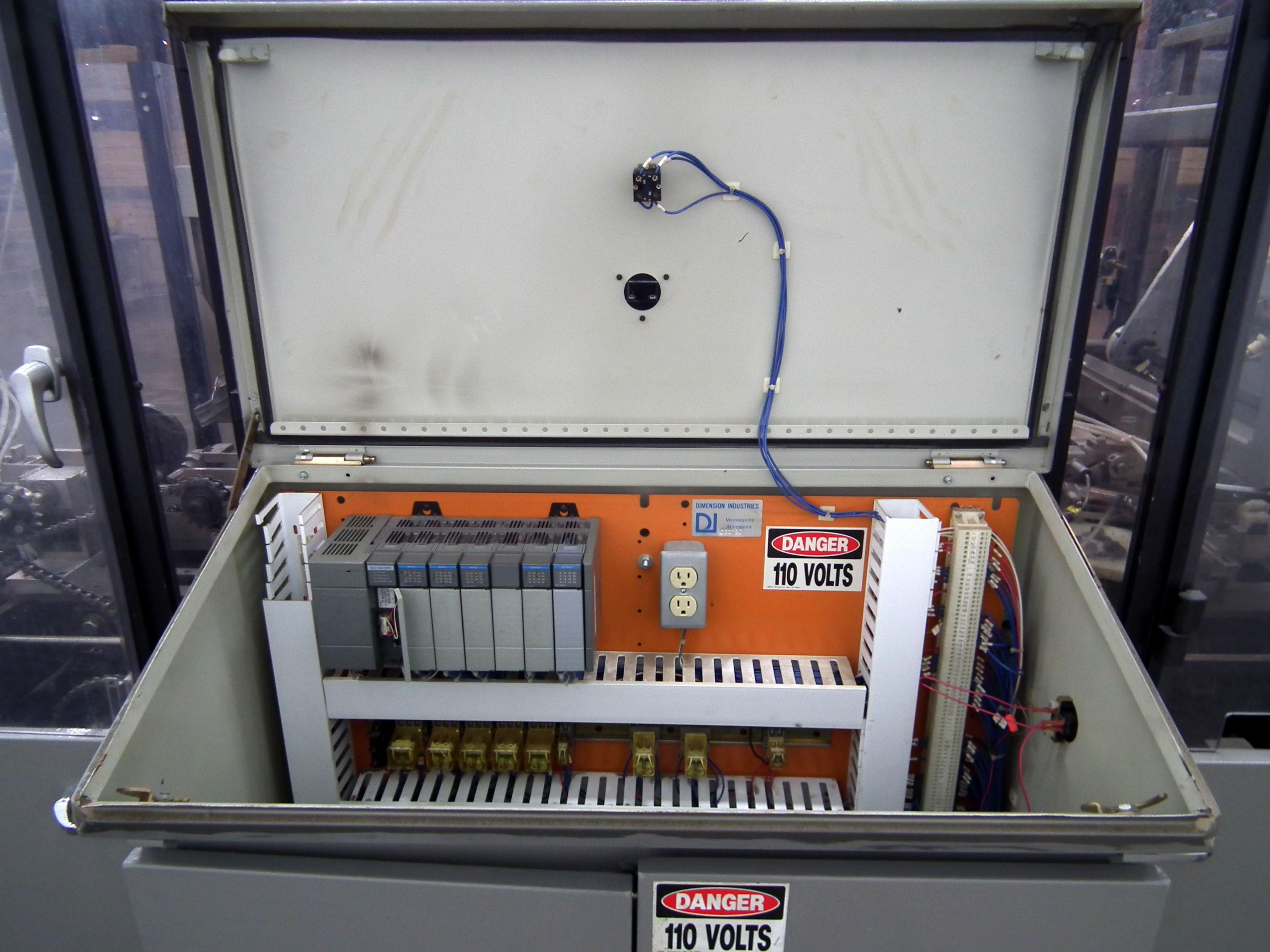 Dimension 800 Overhead Confinement Glue Cartoner B4111 - Image 13 of 17