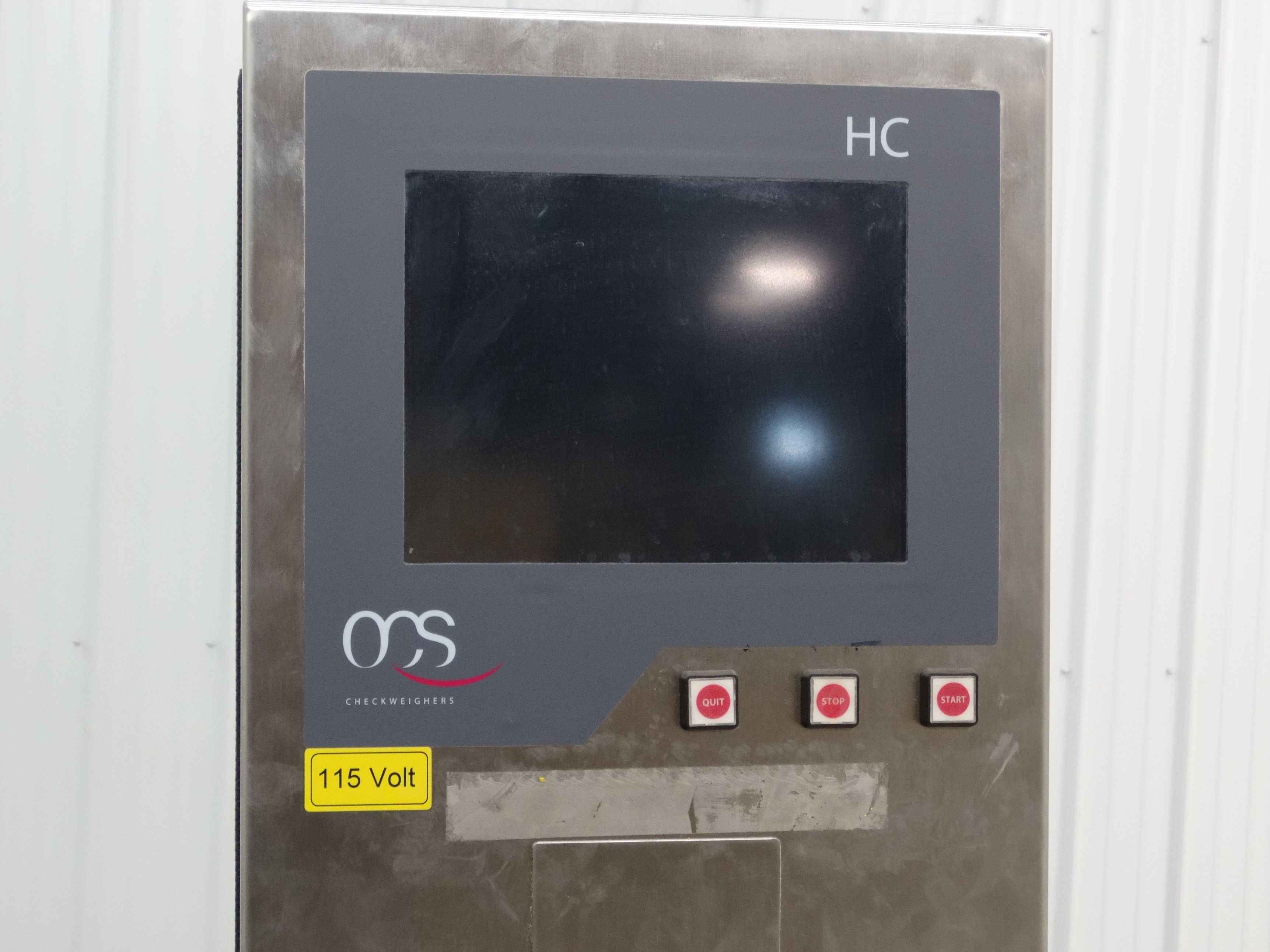 OCS Checkweighers HC Dual Lane Checkweigher D1525 - Image 5 of 8
