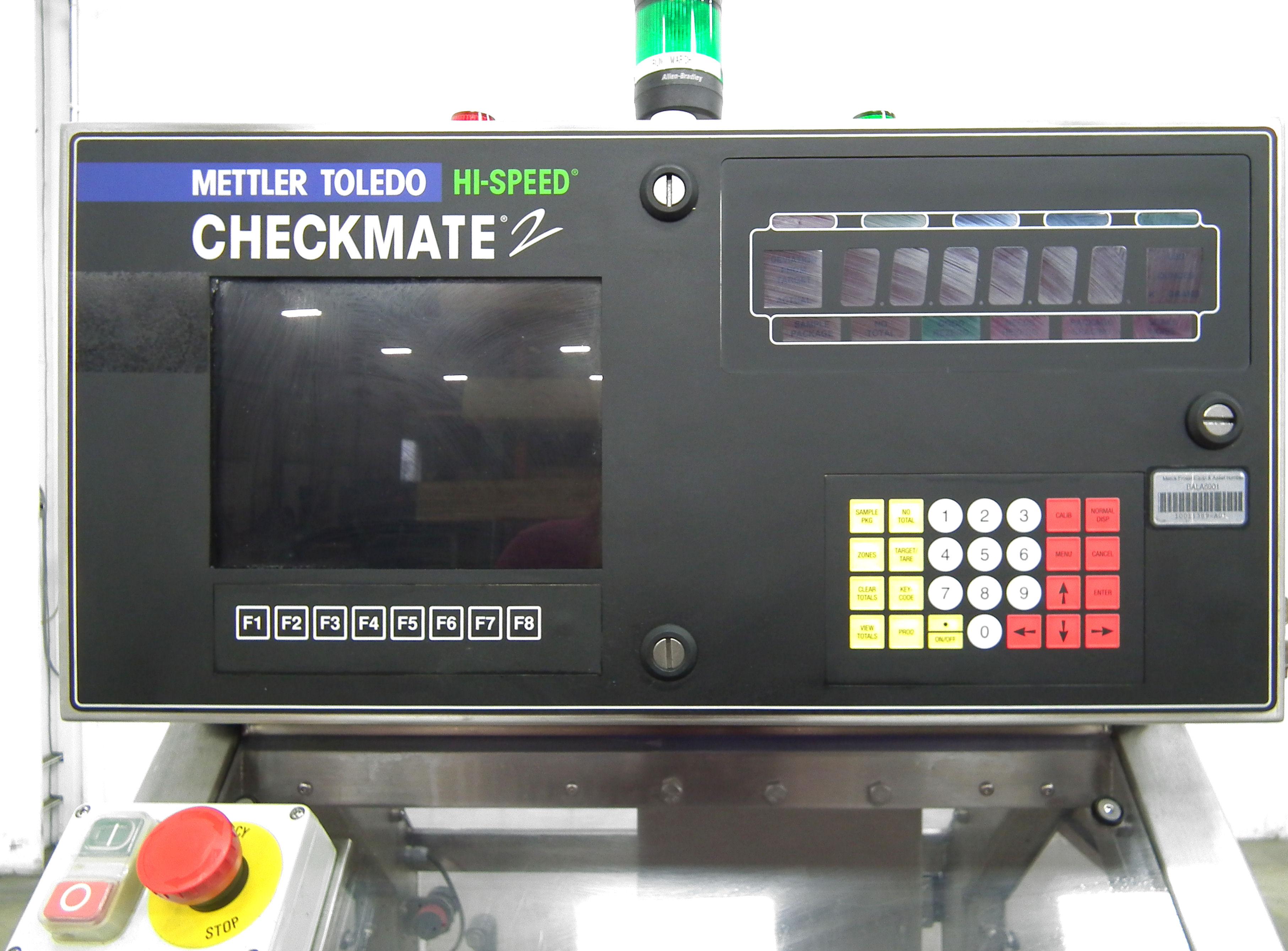 Mettler-Toledo Checkmate 2 Bottle Fill Detector B3171 - Image 7 of 10